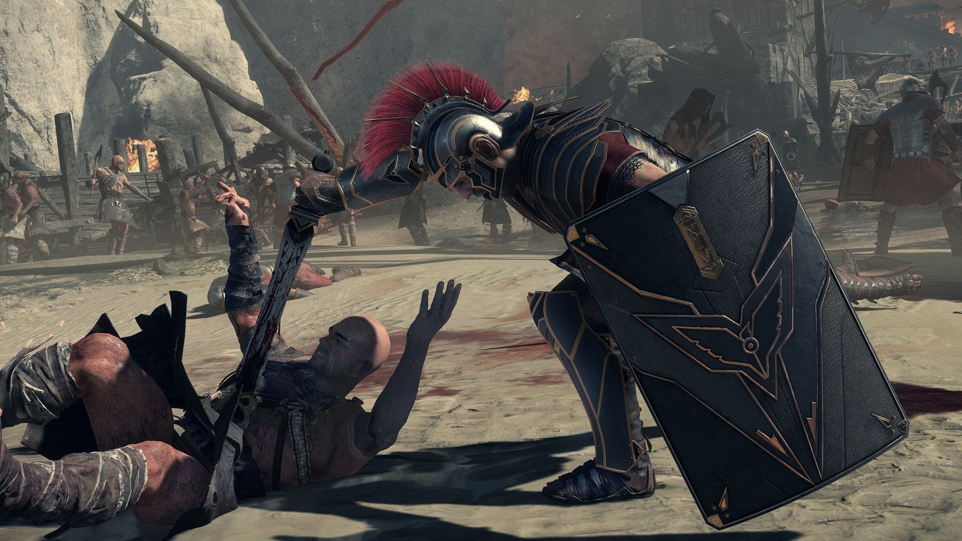 Video Game – Ryse: Son Of Rome Wallpaper