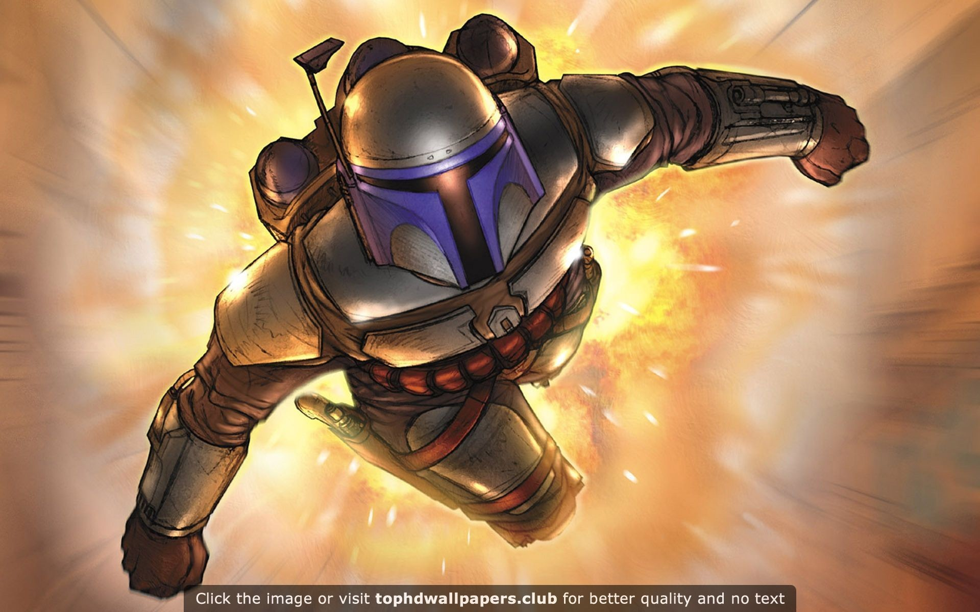 Star Wars Bounty Hunter 4K or HD wallpaper for your PC, Mac or .