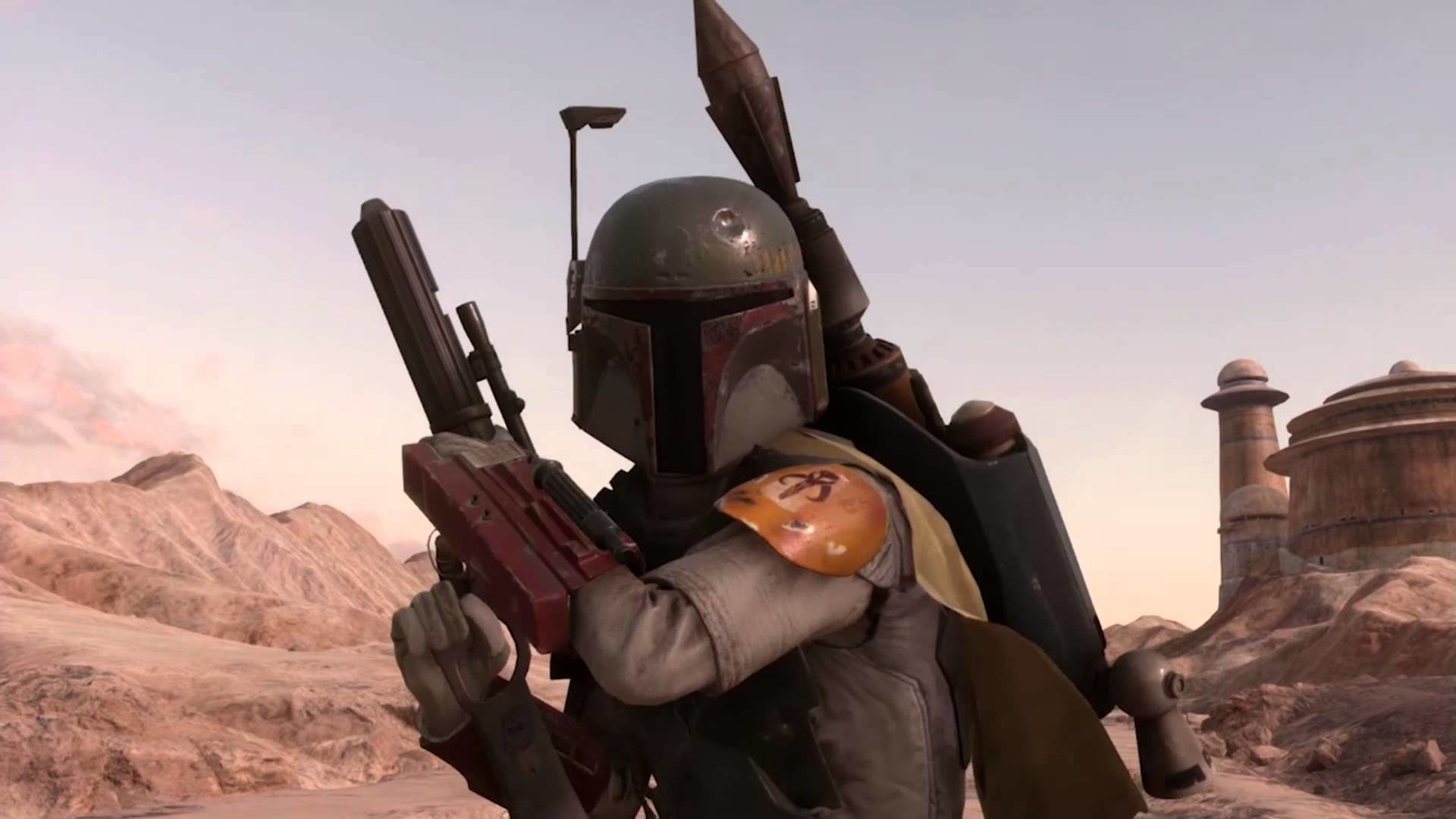 Star Wars: Battlefront – NEW Tatooine Gameplay (Boba Fett, Leia, New Game  Modes/Weapons) – YouTube