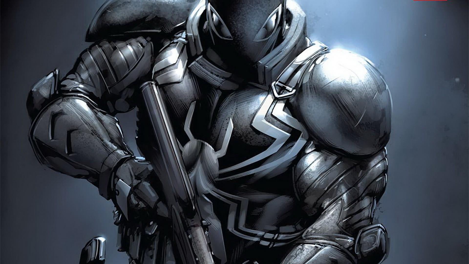 Comics Flash Thompson Marvel Comics Venom free iPhone or Android Full HD  wallpaper.