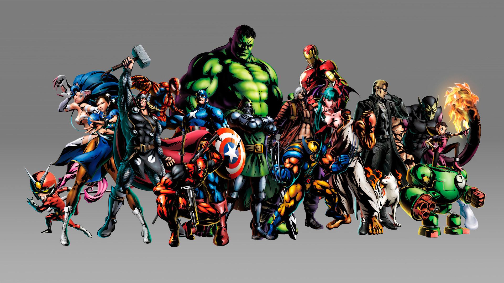 Marvel vs Capcom 3   MVC 3 Wallpapers in HD