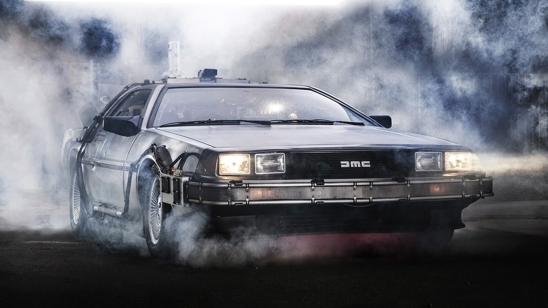 Back To The Future, DeLorean, Artwork, Movies, Car Wallpapers HD / Desktop  and Mobile Backgrounds