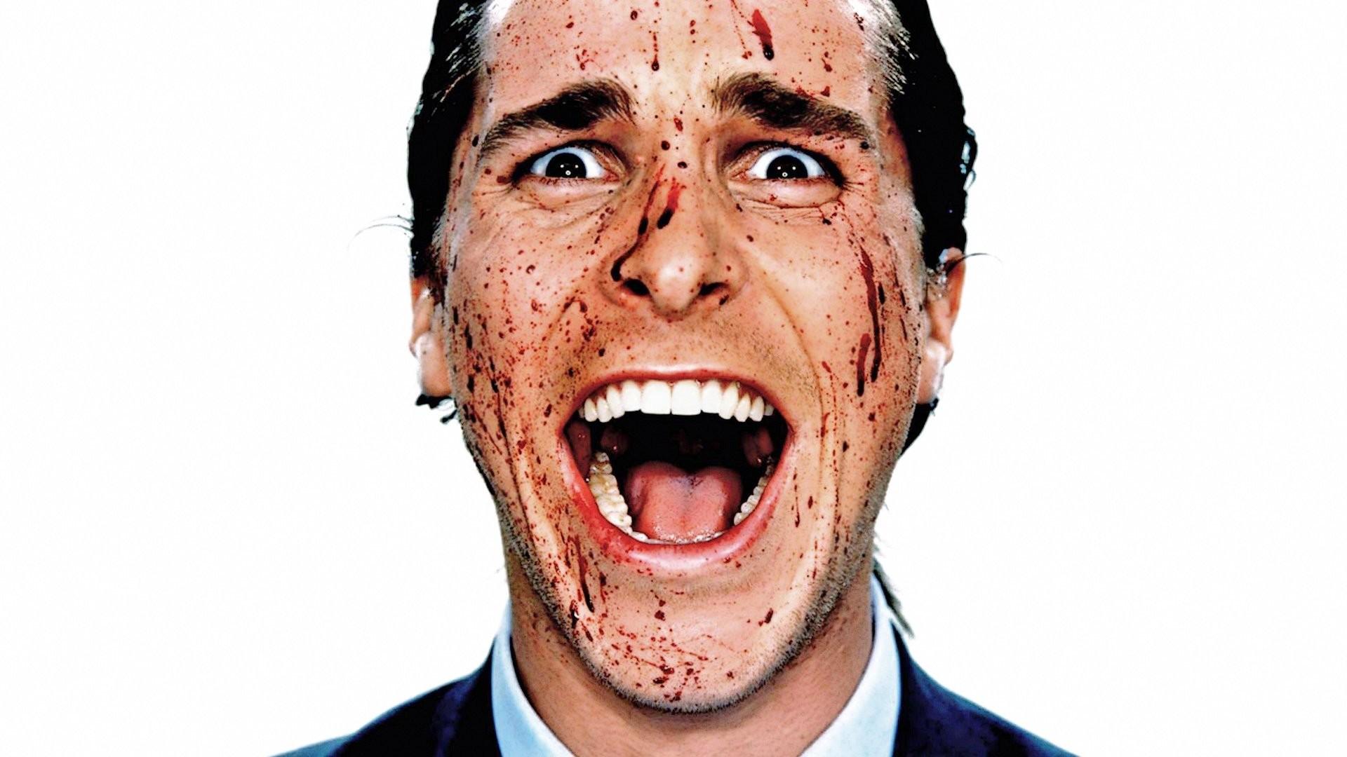 American Psycho Christian Bale · HD Wallpaper   Background ID:698974