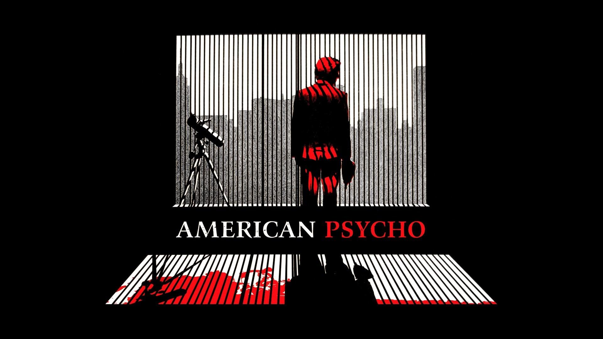 … american psycho wallpaper wallpapersafari …