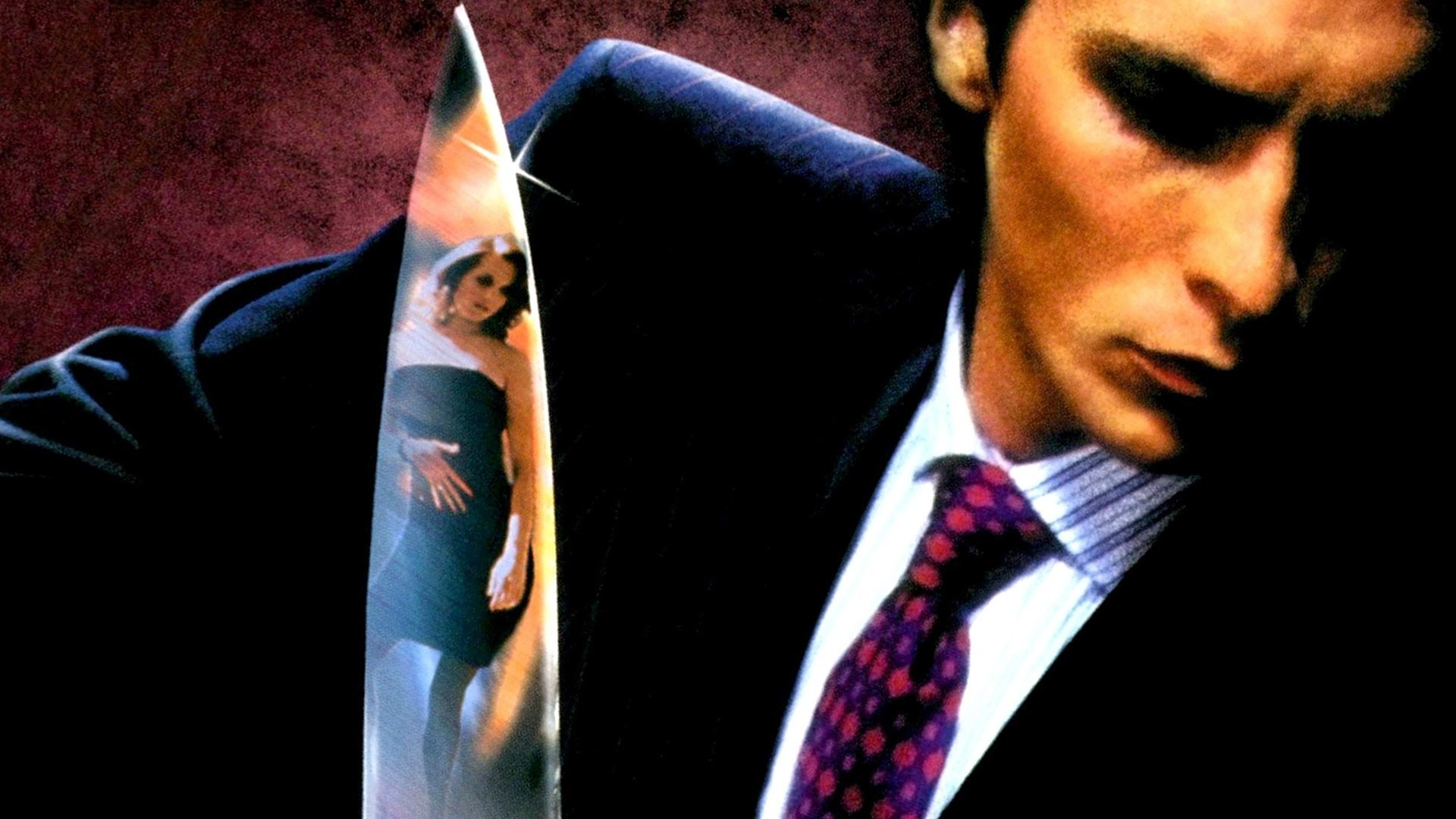 american psycho : High Definition Background
