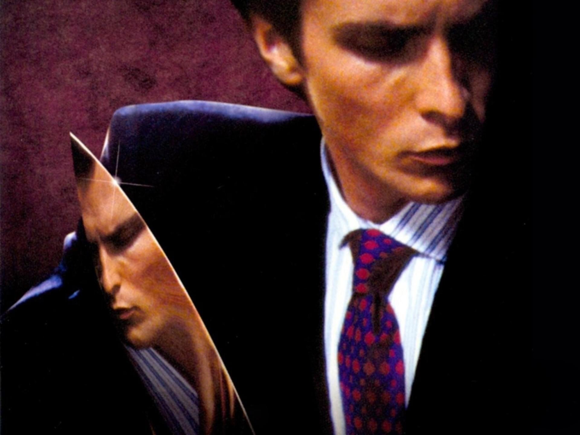 american psycho christian bale patrick bateman 1280×960 wallpaper Art HD  Wallpaper