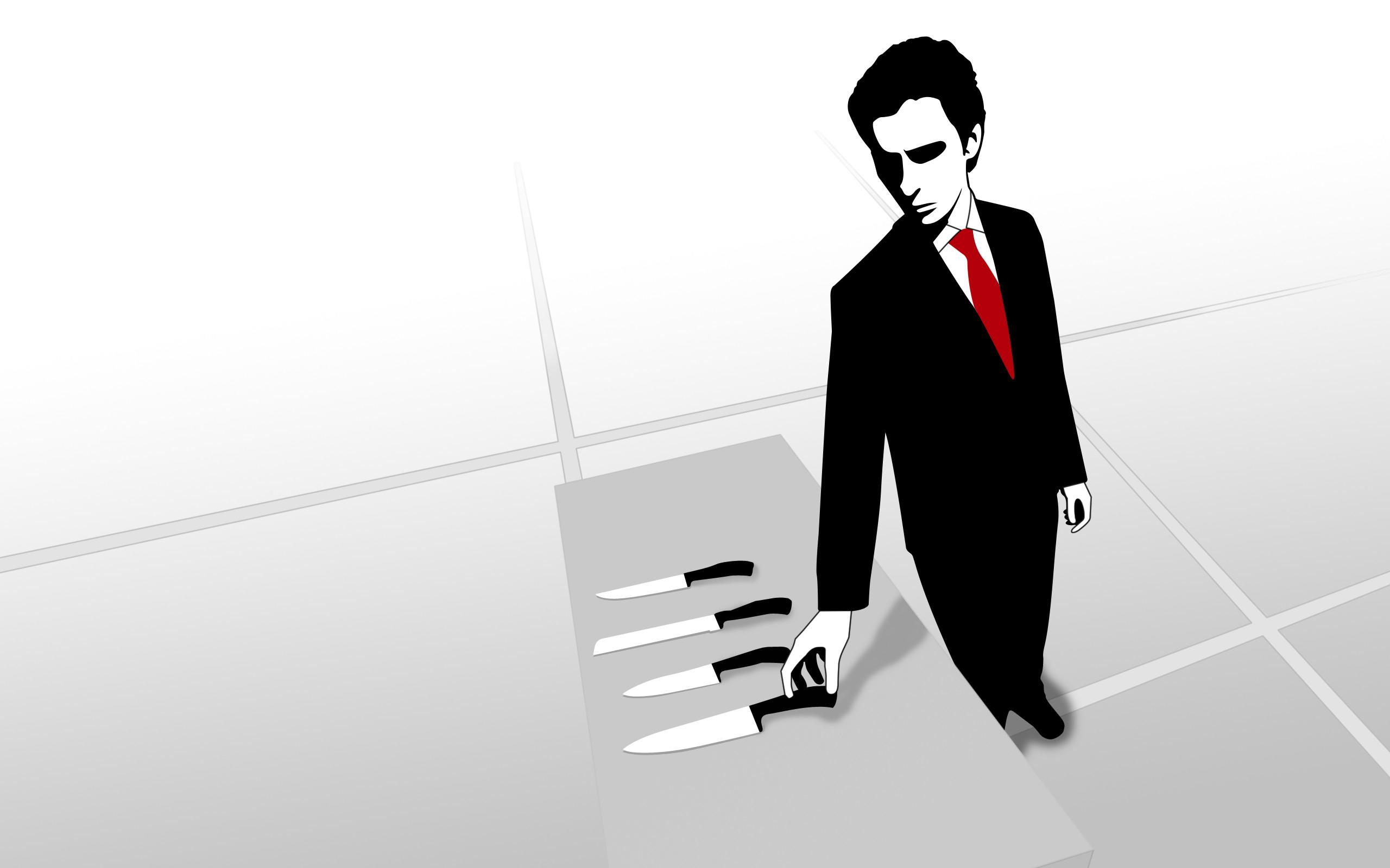 … American Psycho by Zeek-Aran