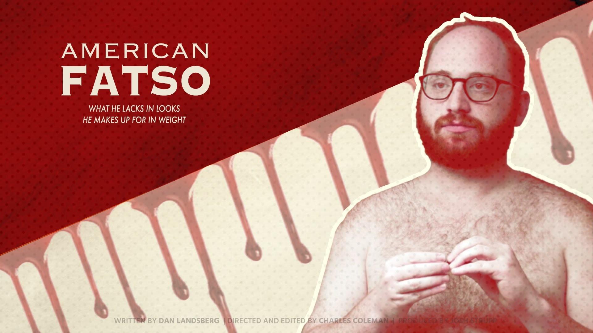 """American Fatso   a parody of Mary Harron's """"American Psycho"""""""