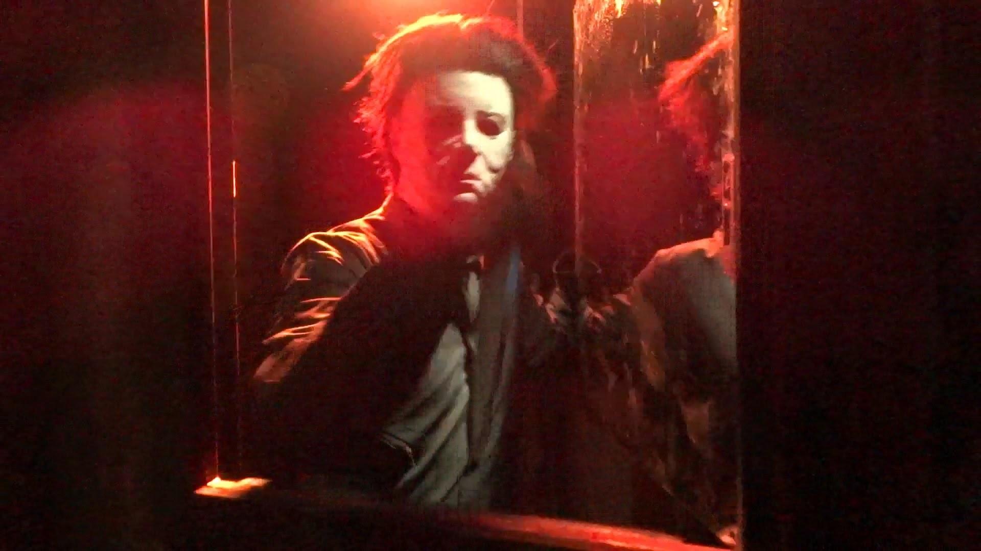 Halloween: Michael Myers maze highlights Halloween Horror Nights 2015  Universal Studios Hollywood – YouTube