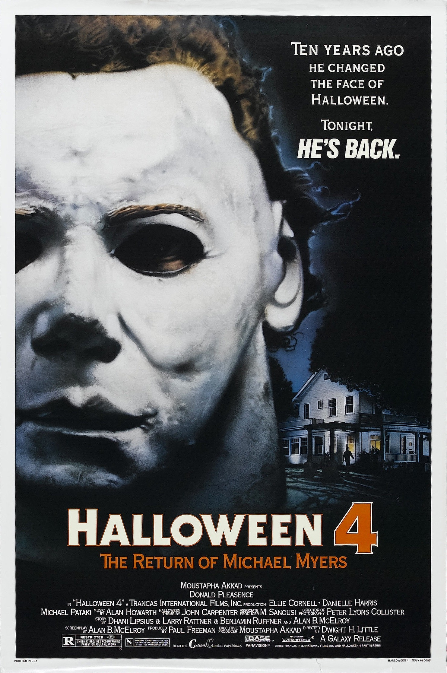 Halloween 4: The Return of Michael Myers Is an Undervalued Sequel …  Halloween 4 The Return Of Michael Myers Is An Undervalued Sequel