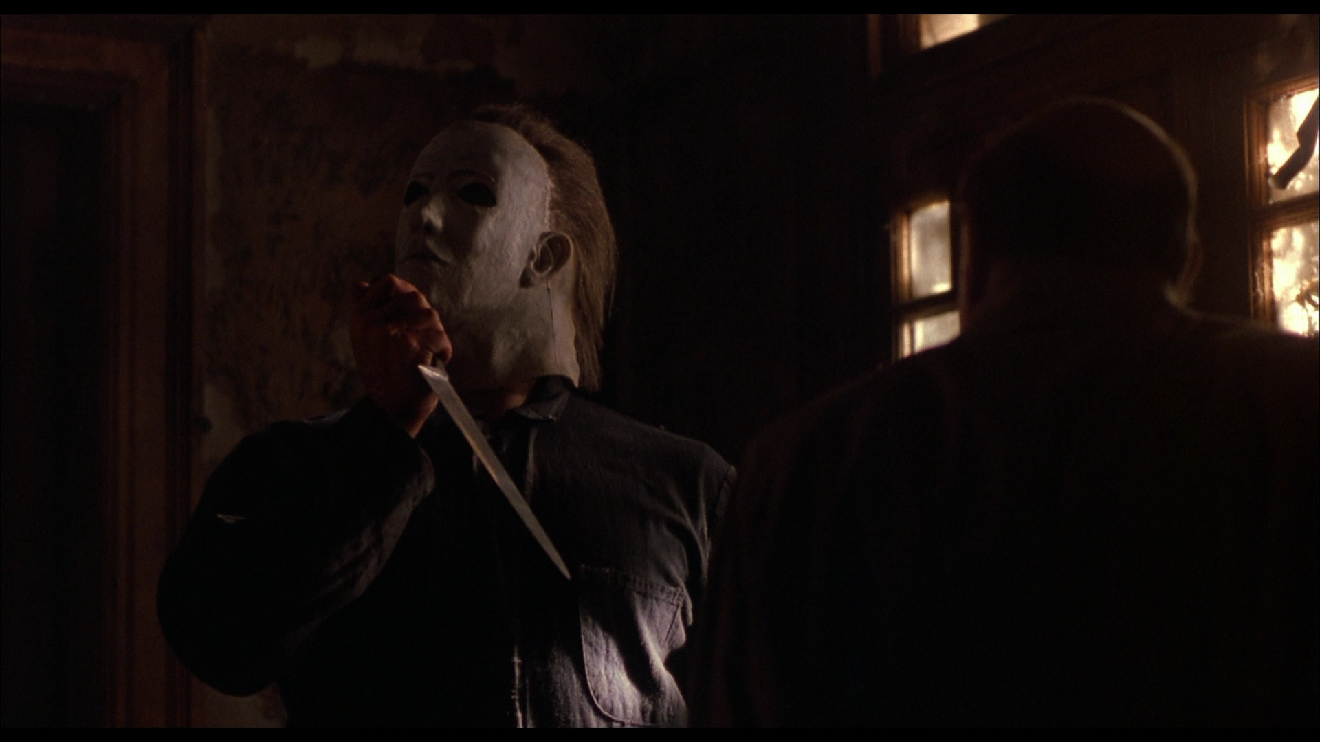 Review: Halloween 5 BD + Screen Caps – Movieman's Guide to the Movies