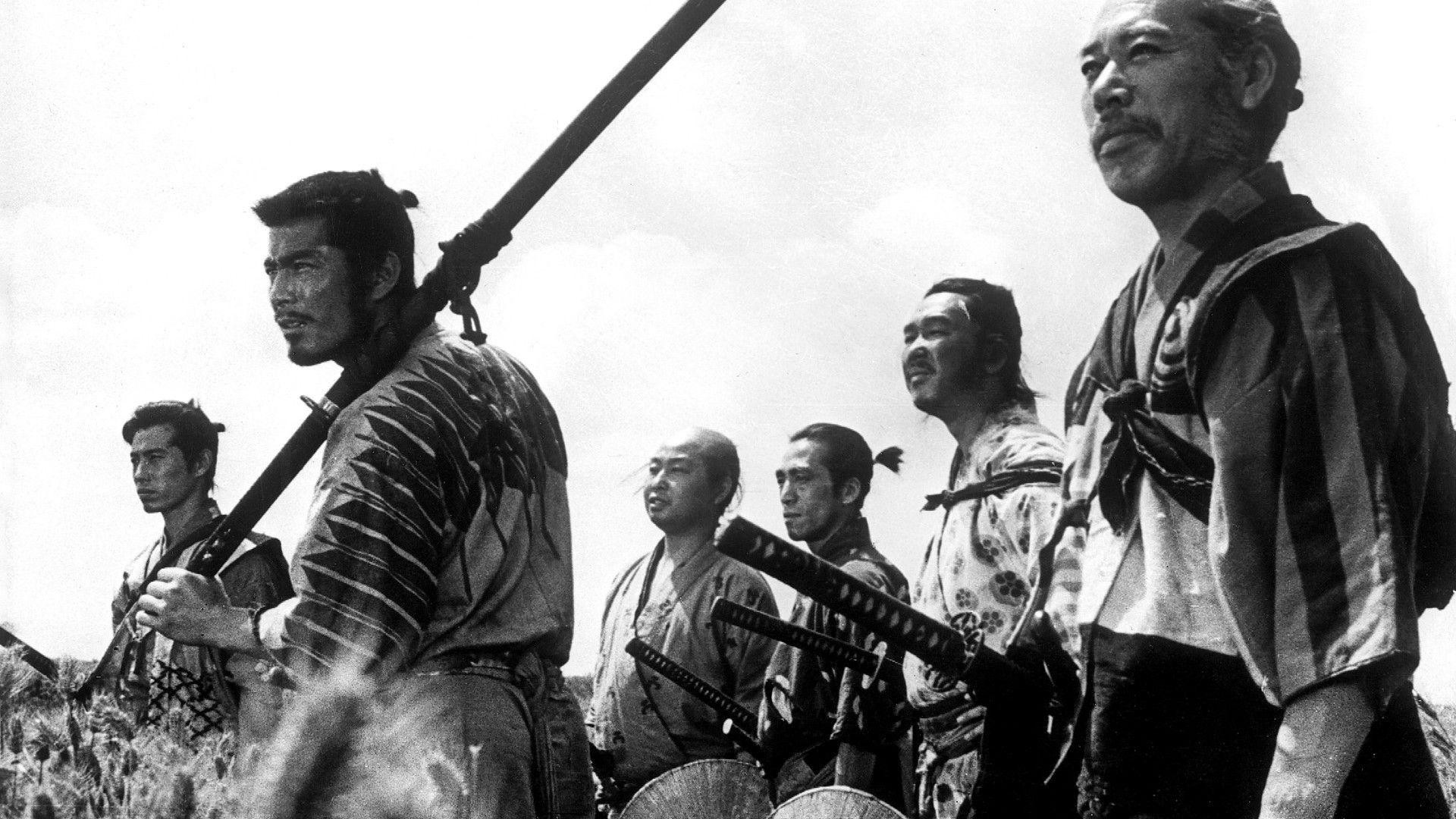 Seven Samurai HD Wallpaper | Movies Wallpapers