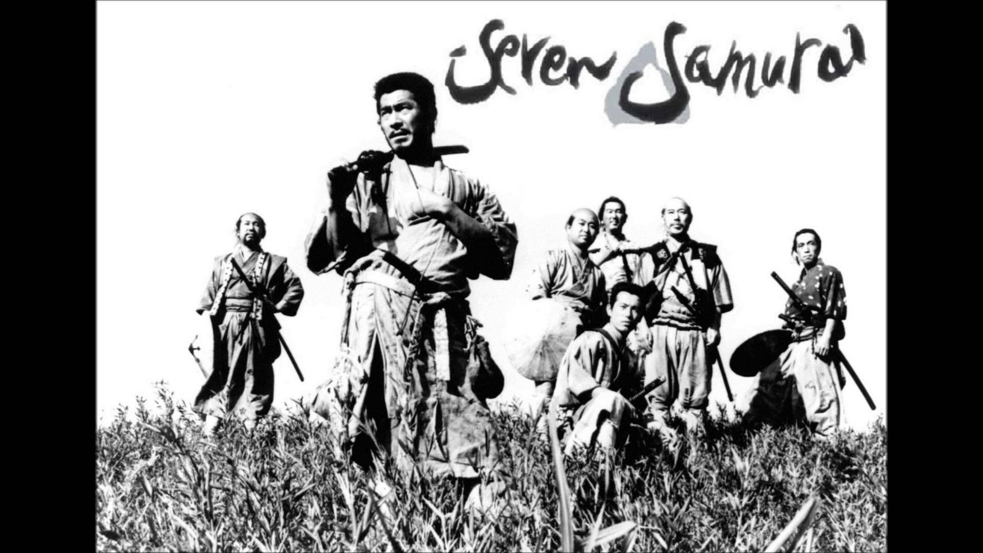 Seven Samurai, A Seven Samurai wallpaper.