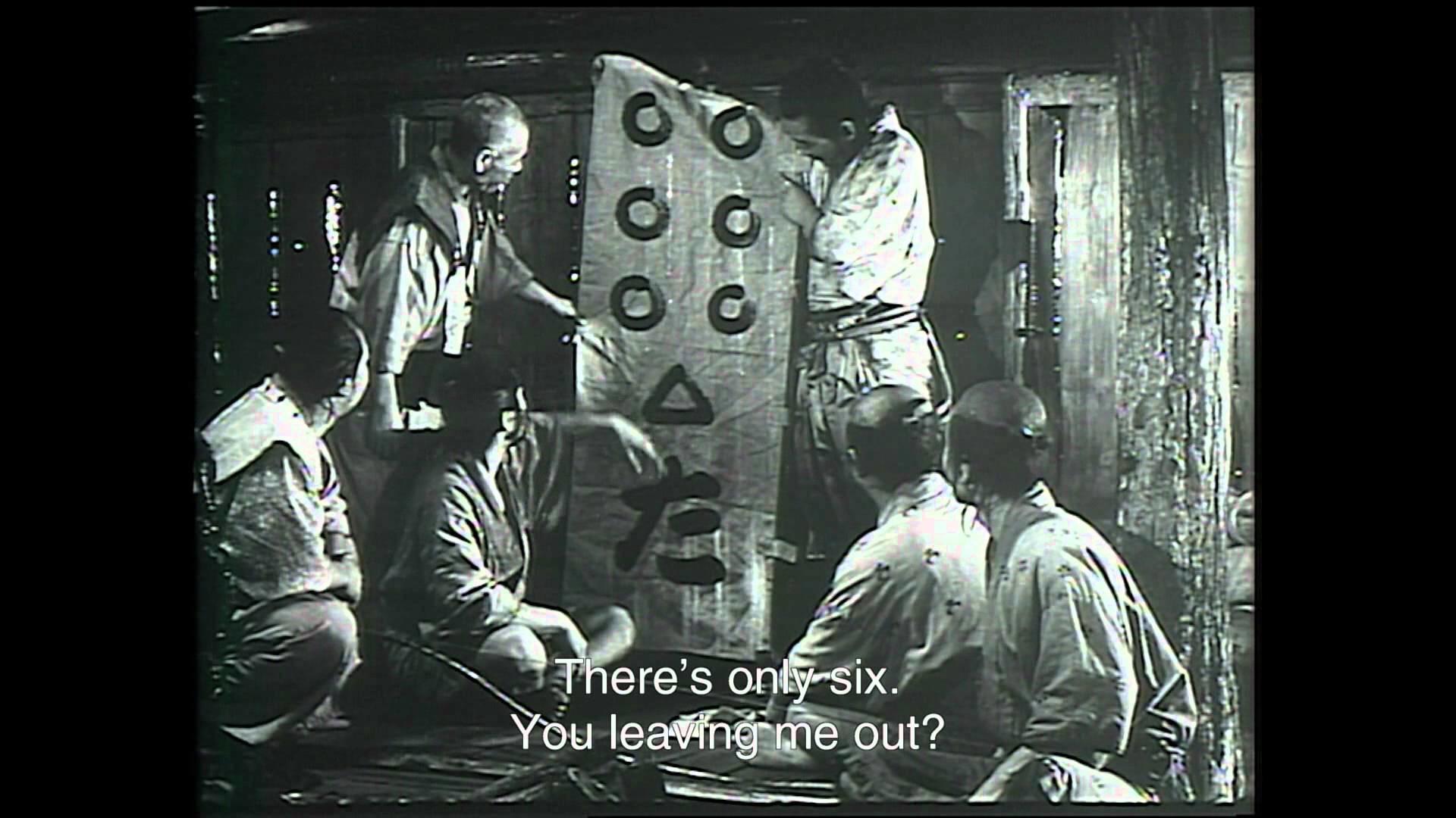 Seven Samurai Trailer (Full HD)