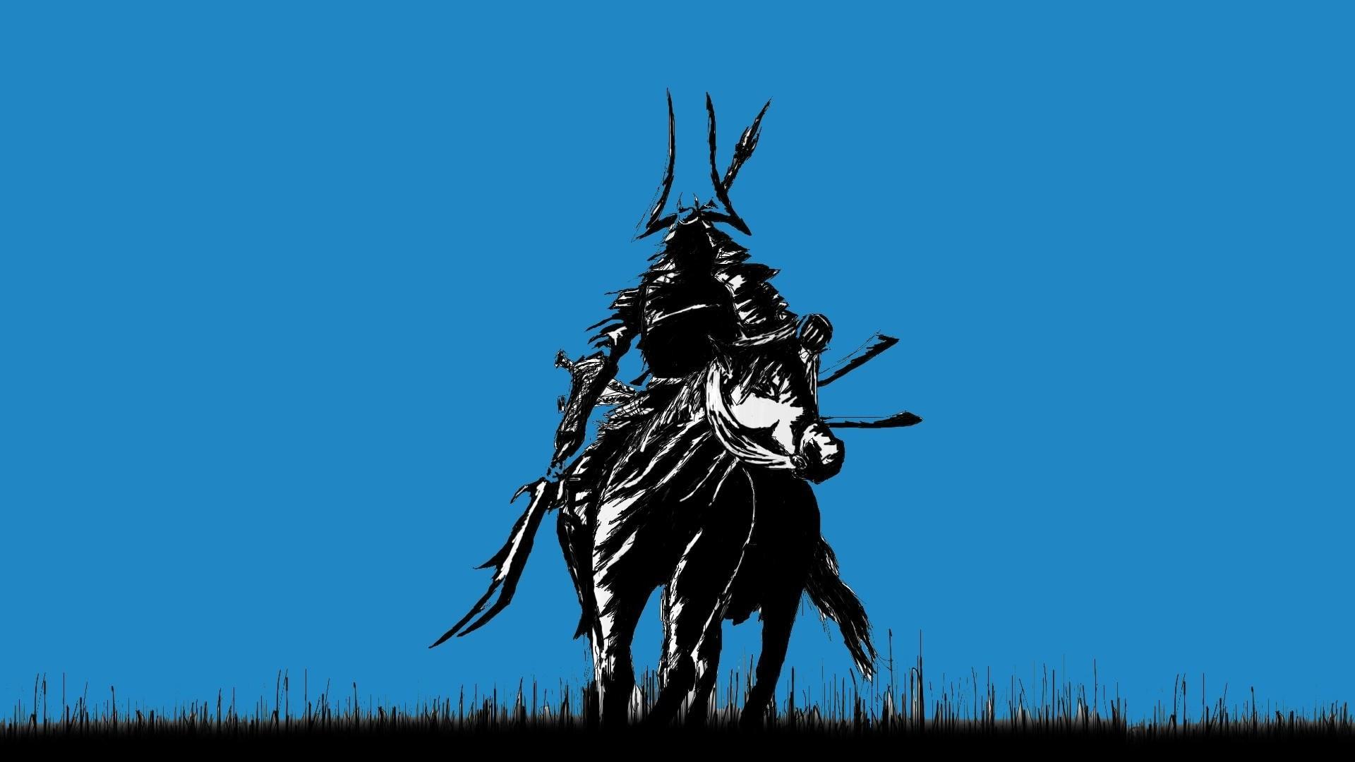 Free computer samurai