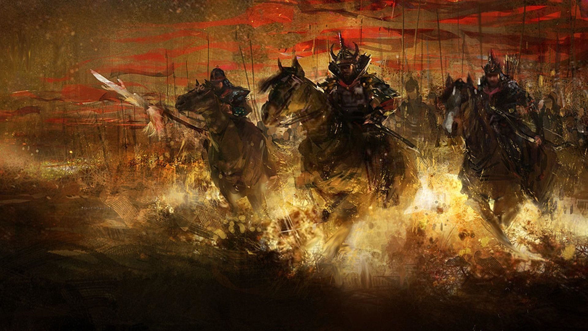 90 Samurai Wallpapers | Samurai Backgrounds