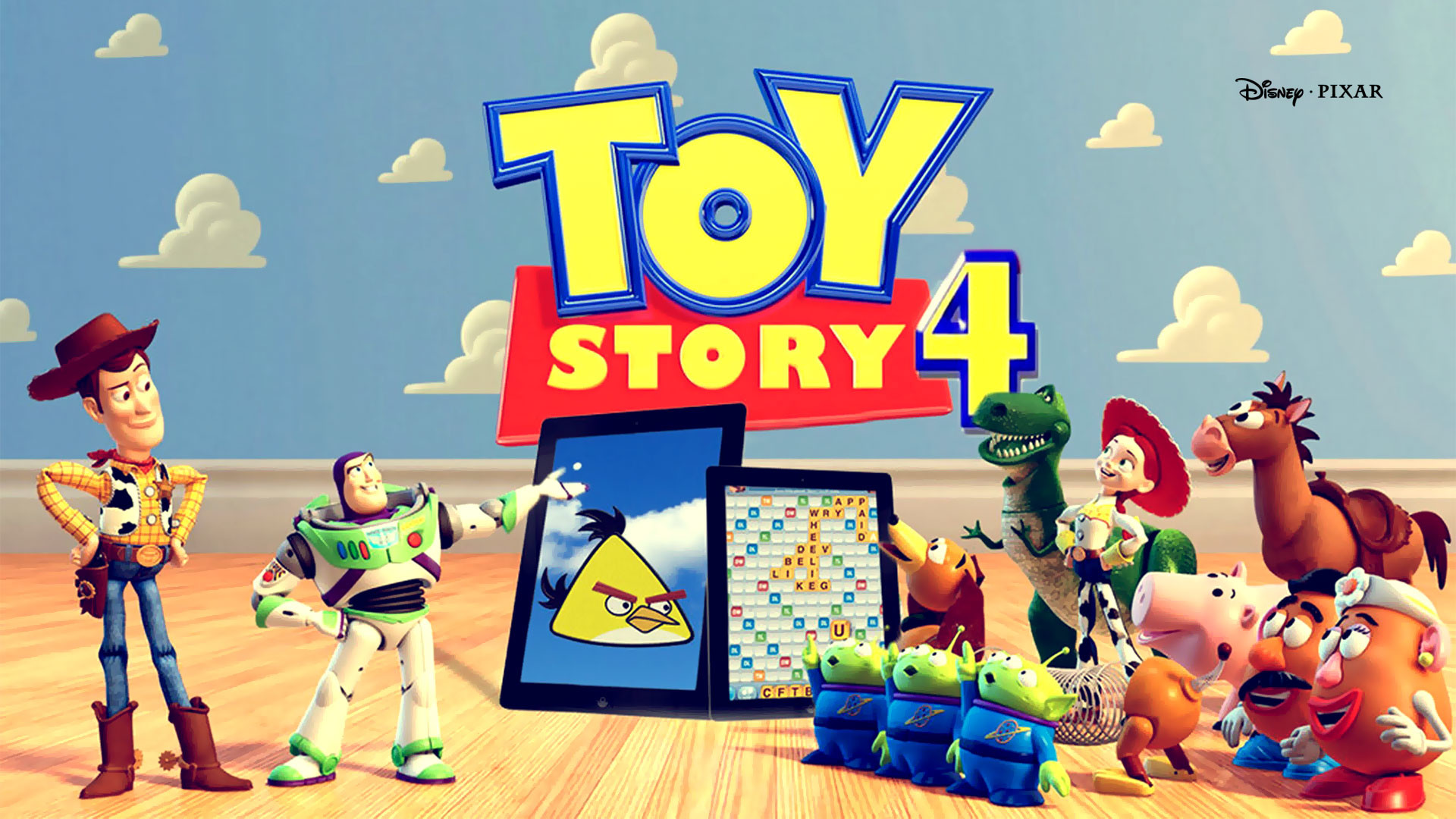 Toy Story 4 wallpaper HD film 2018 poster image