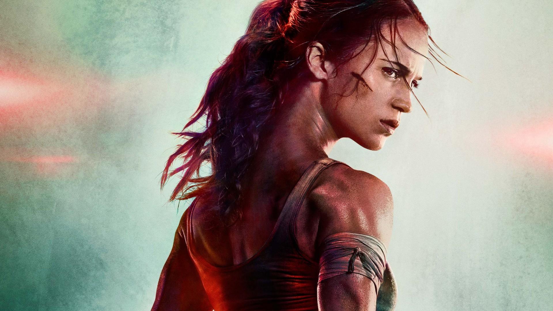 Movies / Tomb Raider Wallpaper