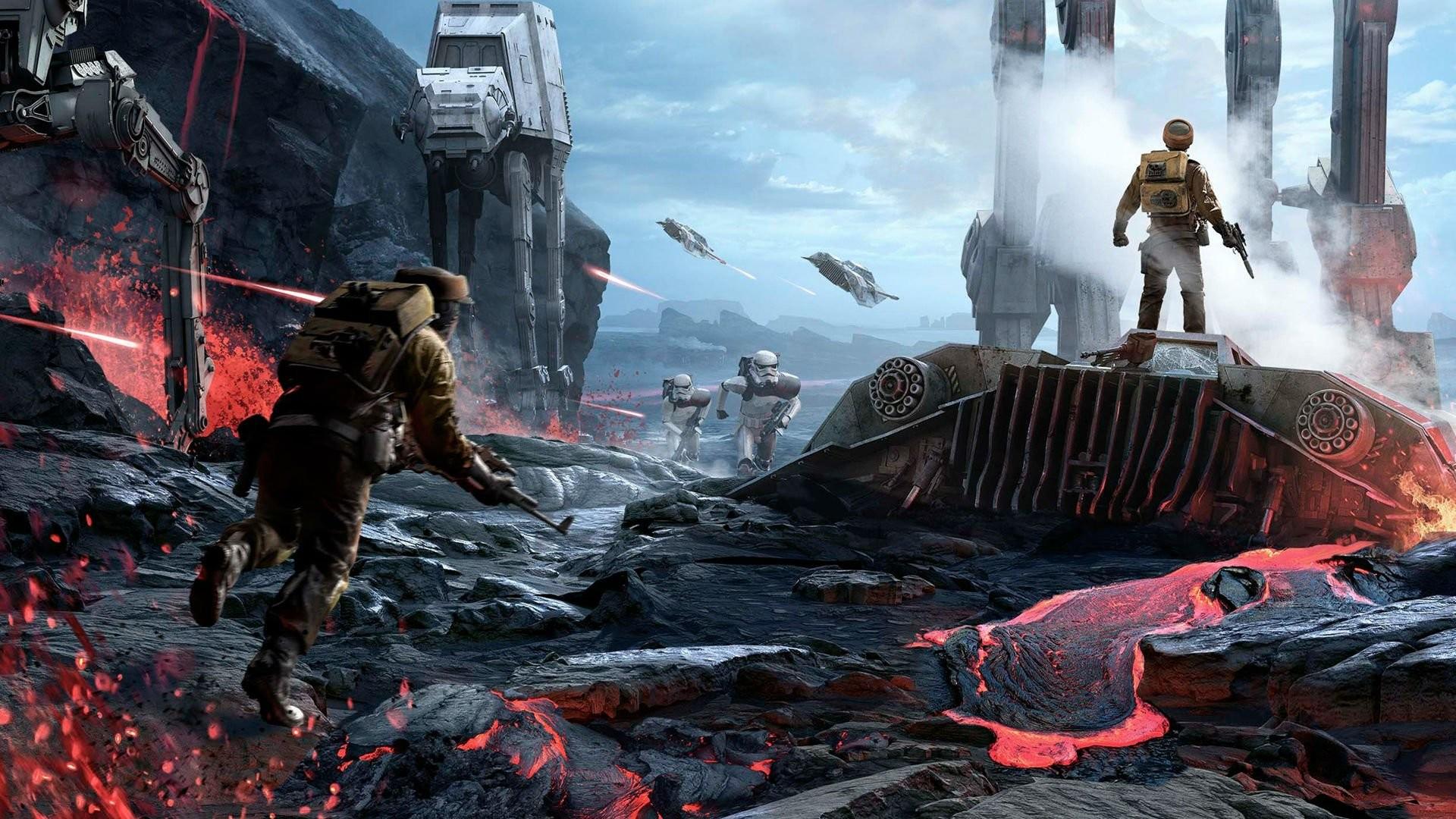 Star Wars Battlefront Wallpaper – Dr. Odd