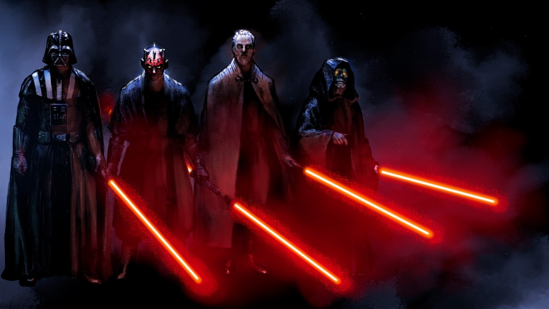 132 Star Wars Sith Lords