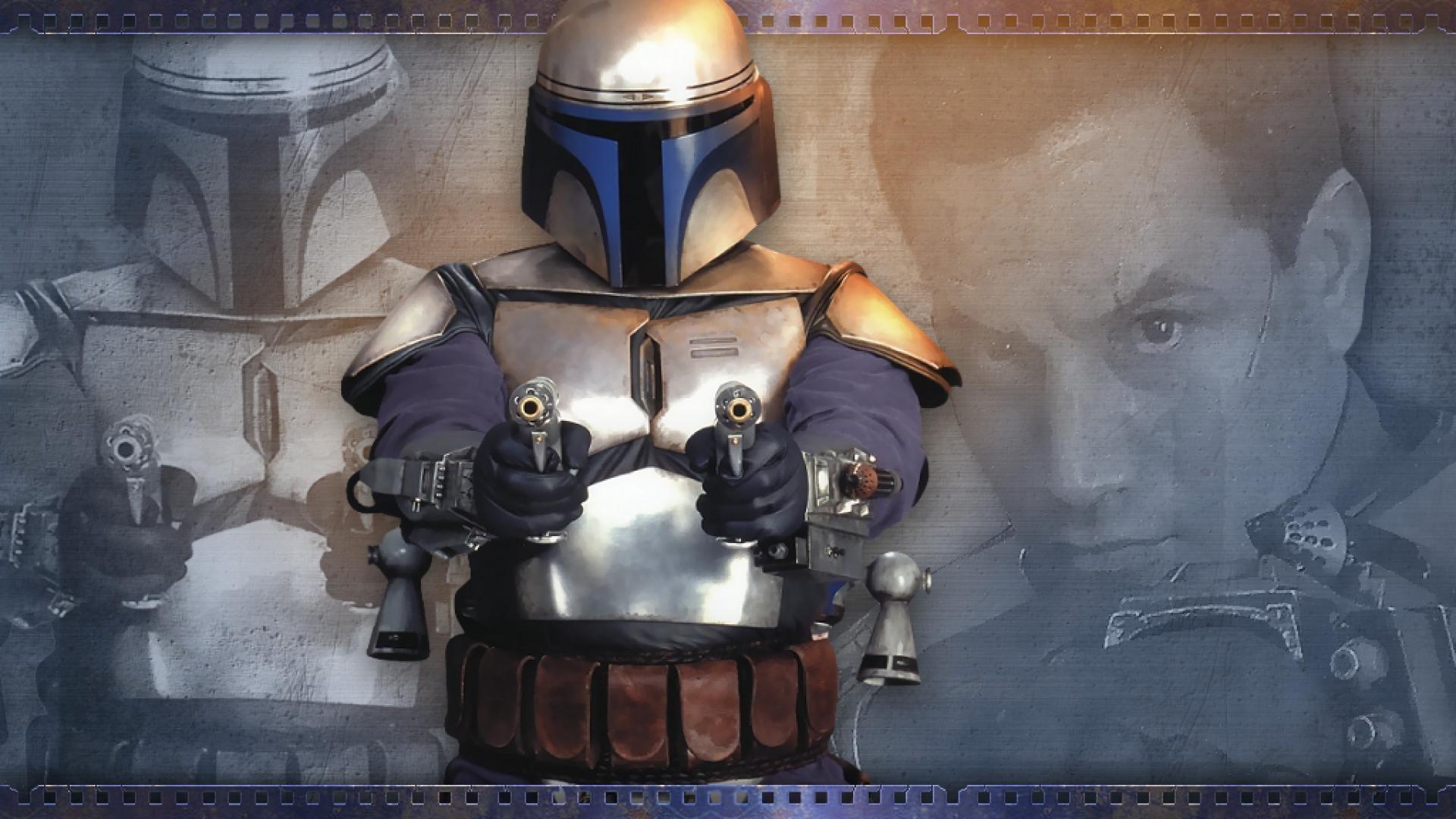 Star Wars Jango Fett Wallpaper