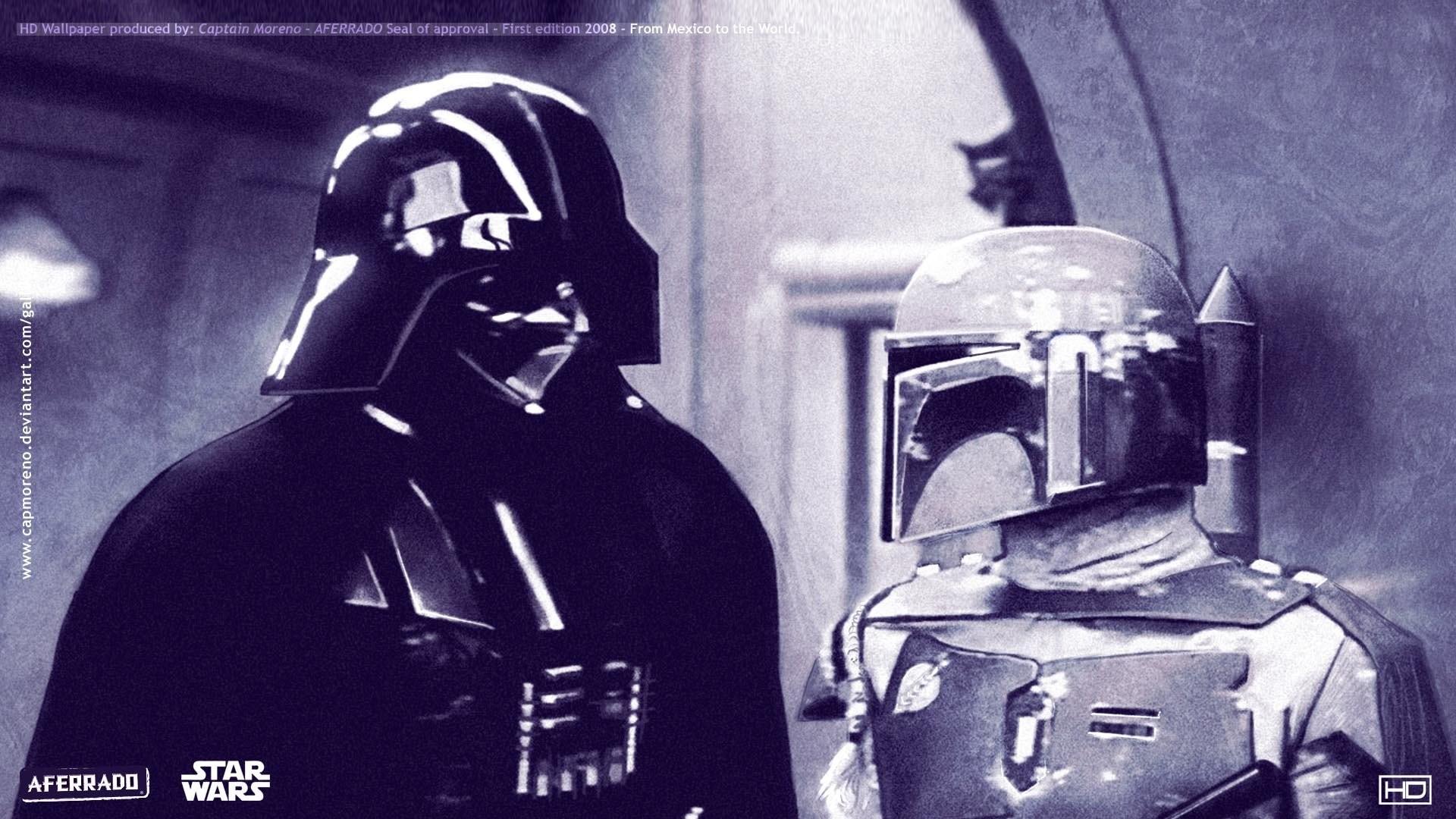 Movies Star Wars Episode V – The Empire Strikes Back Darth Vader Boba Fett  115528 …