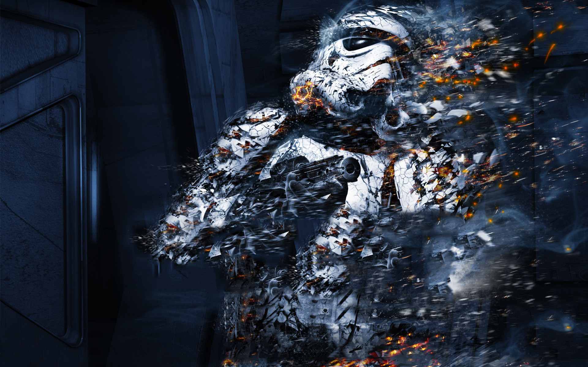 Sci Fi – Star Wars Stormtrooper Wallpaper