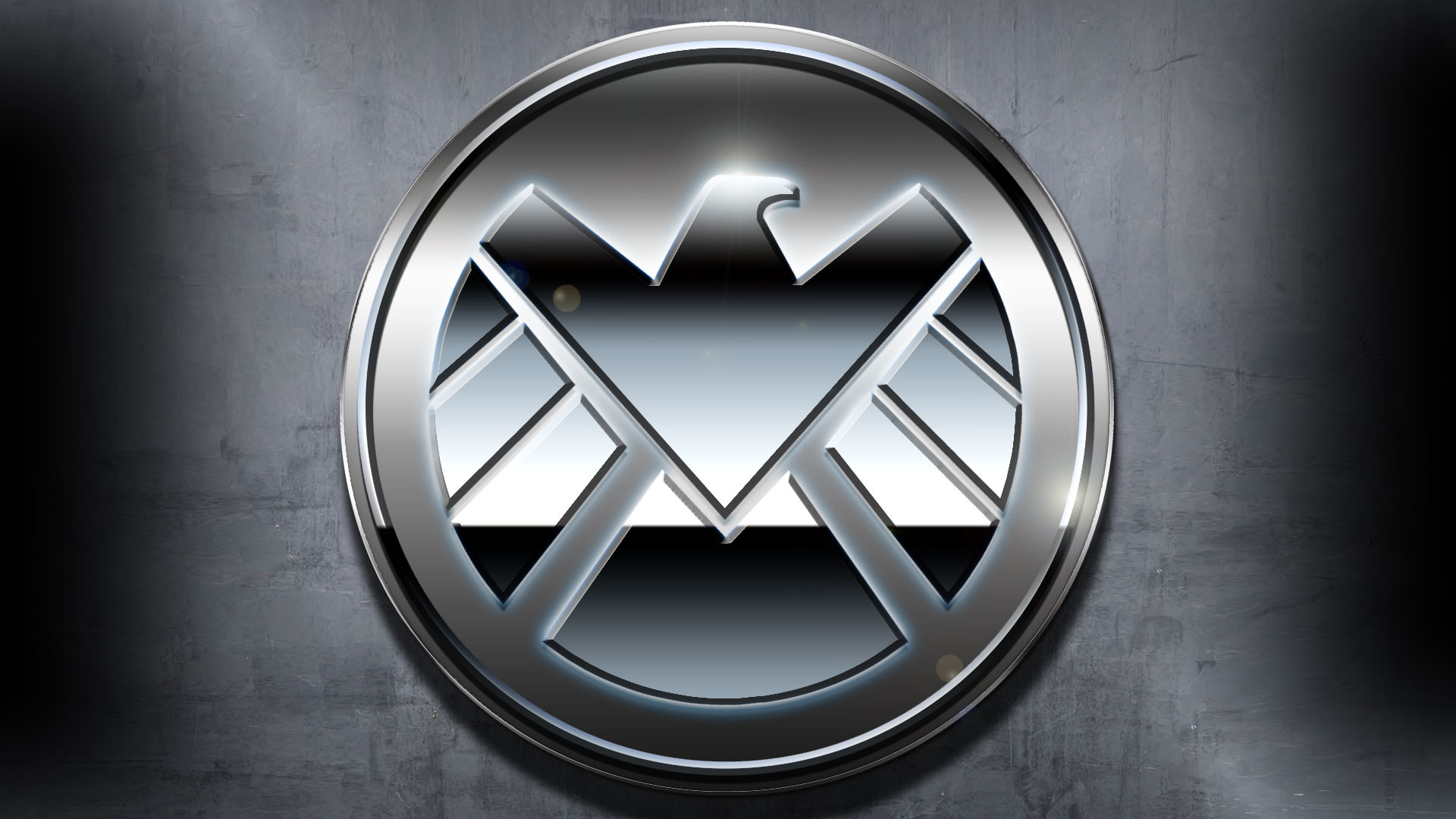 agents of shield logo wallpaper | Top HQ Wallpapers