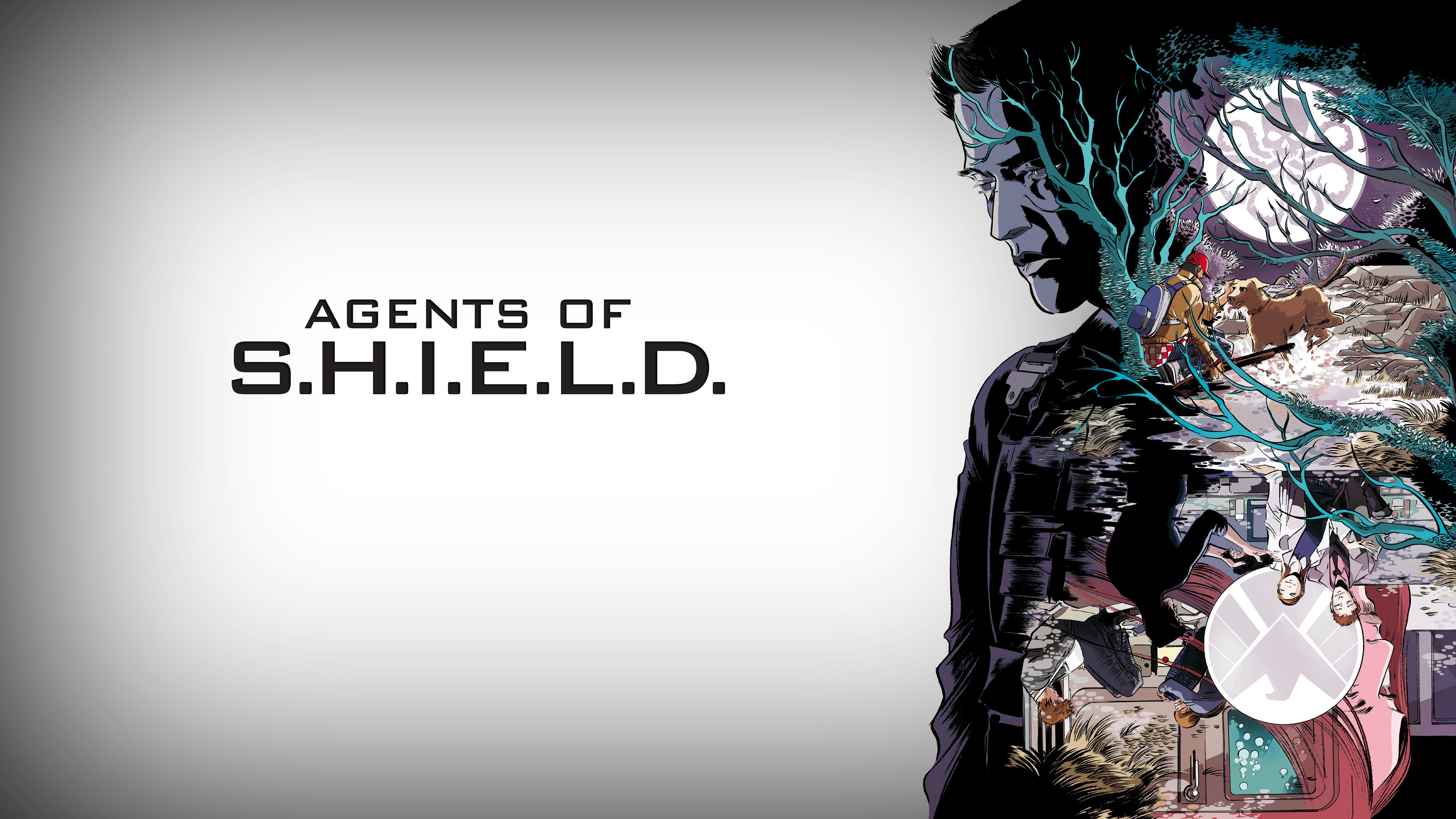 Agents Of S.H.I.E.L.D. Marvel Cinematic Universe 33380 …