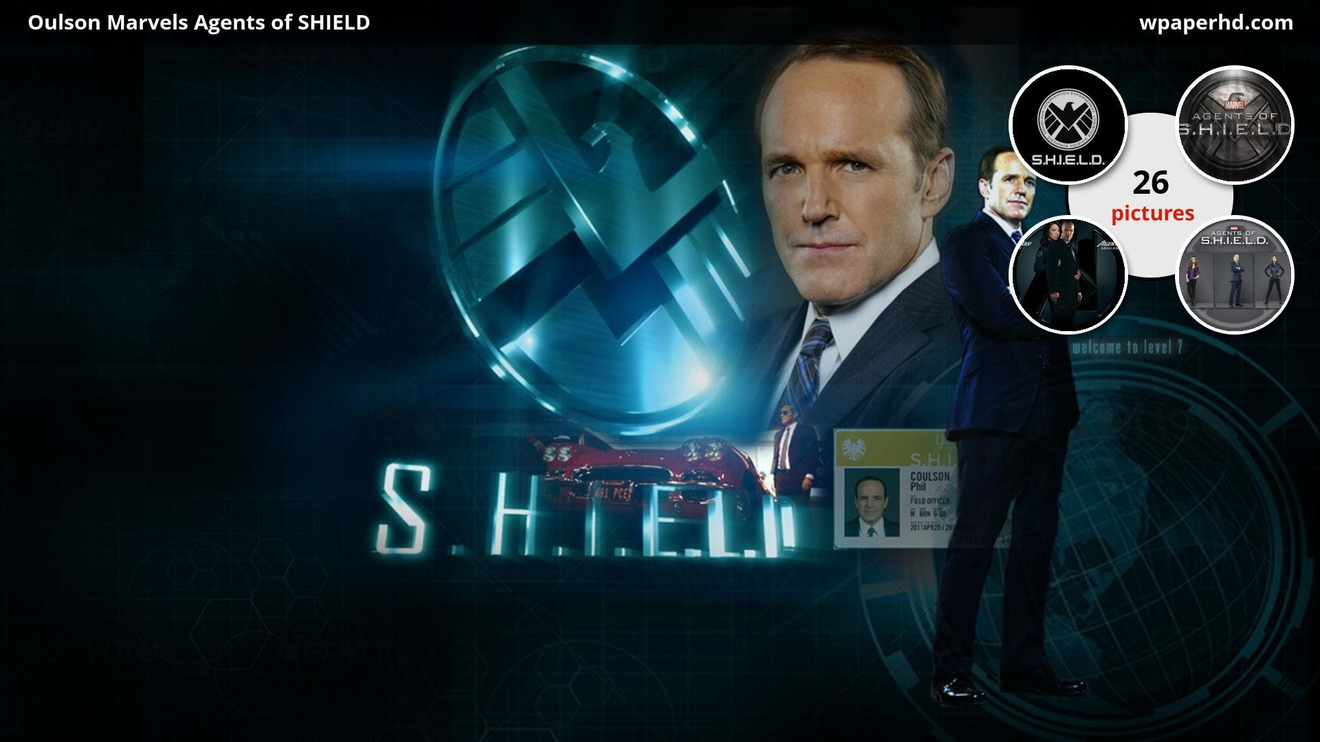 Iphone Agents Of Shield Wallpaper Full HD Pictures
