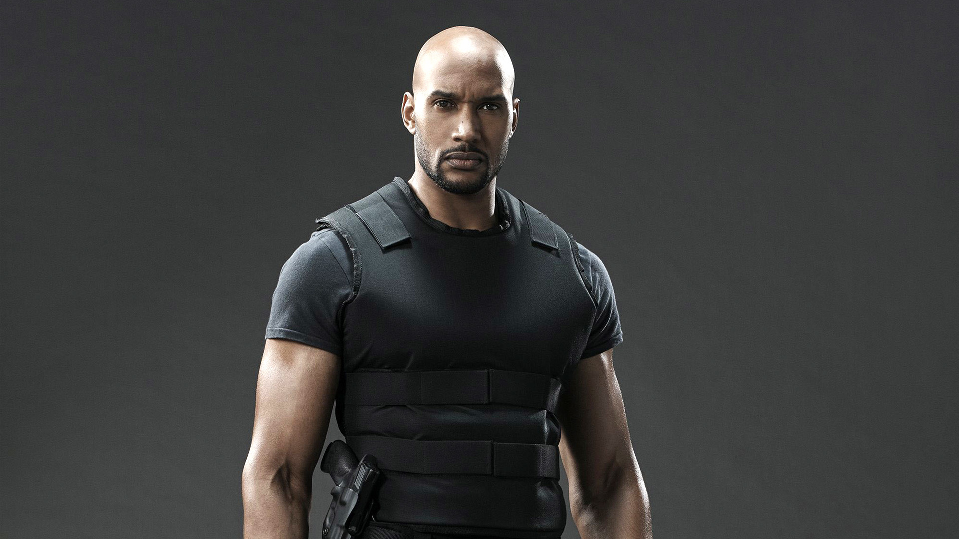 Henry Simmons Agents of SHIELD