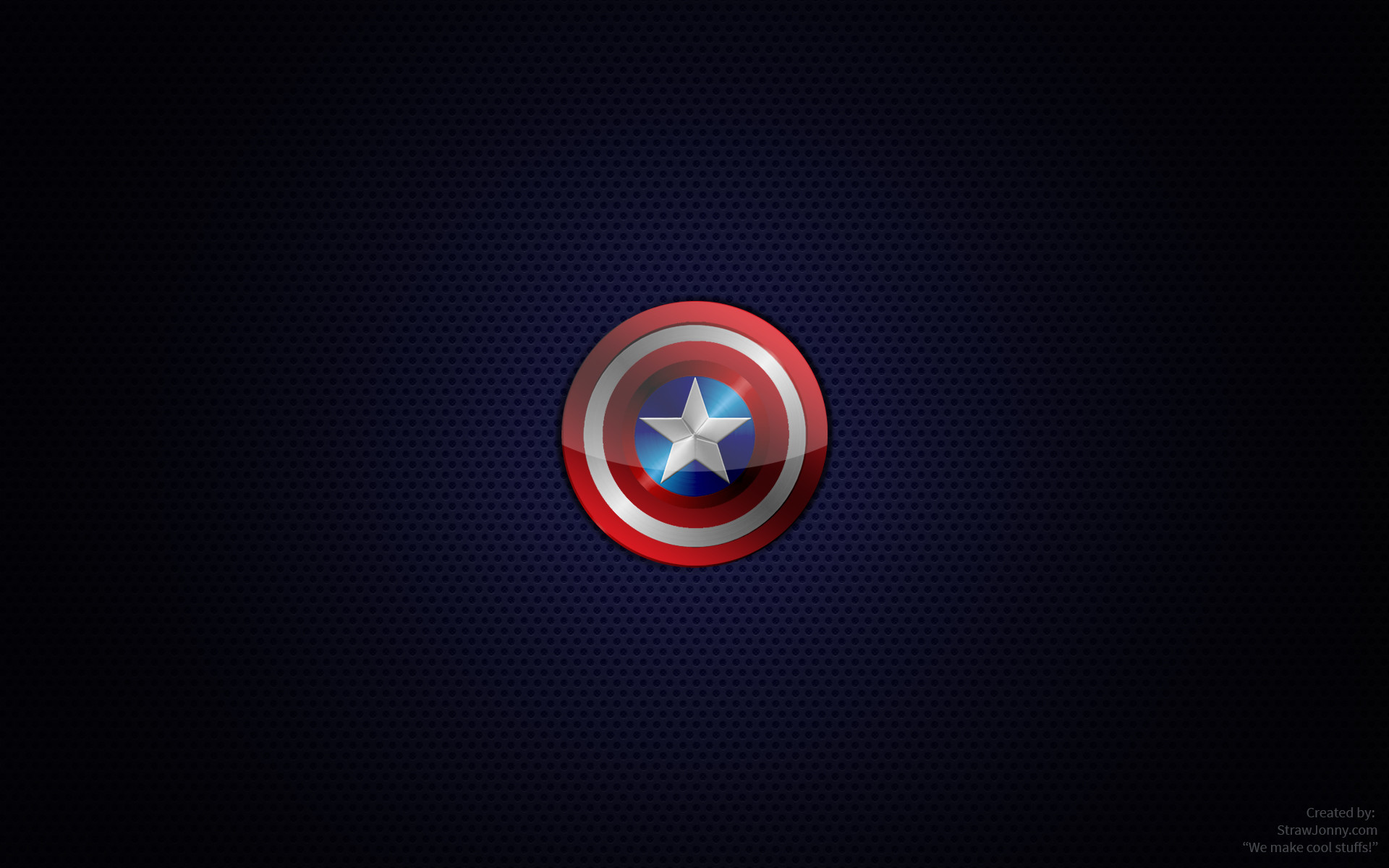 Captain America. LINK: Download S.H.I.E.L.D