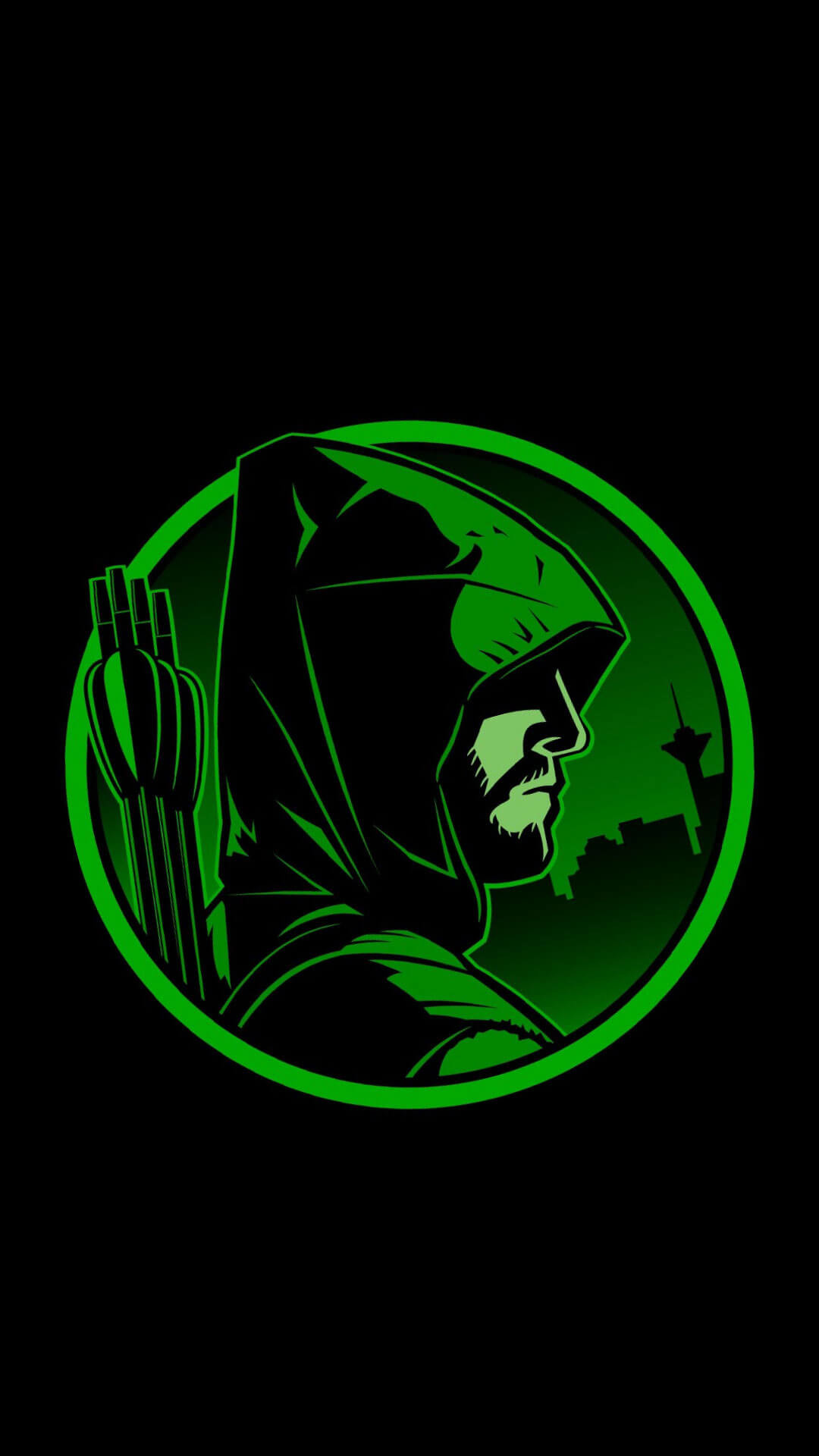 Arrow Wallpapers for Iphone 7, Iphone 7 plus, Iphone 6 plus