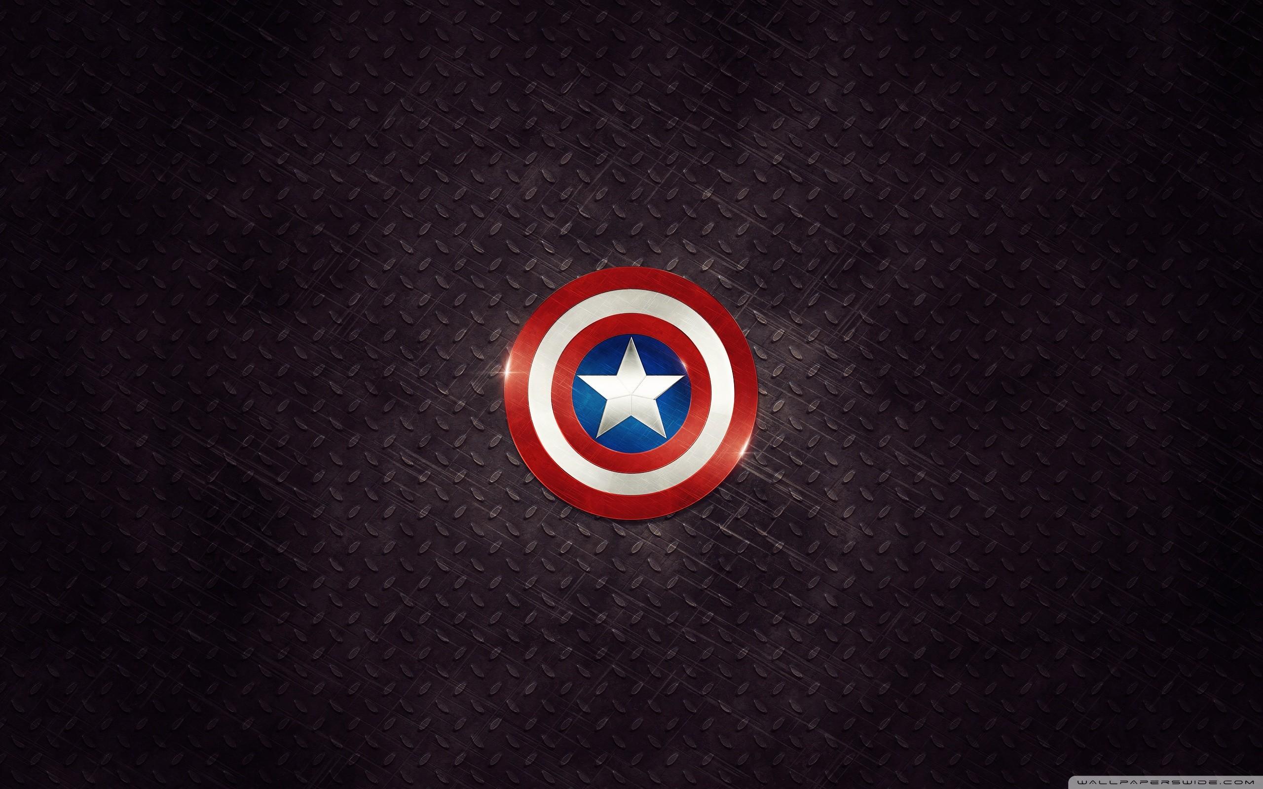Captain America Shield Background HD Wide Wallpaper for Widescreen