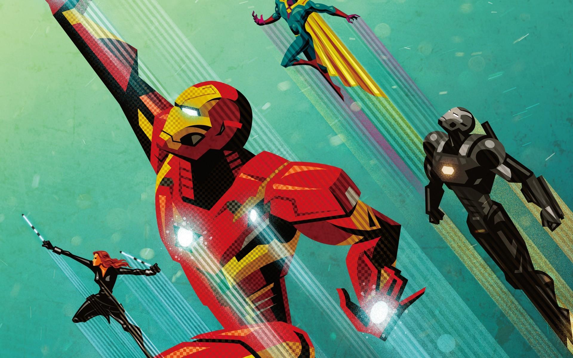 Movies / Iron Man Wallpaper