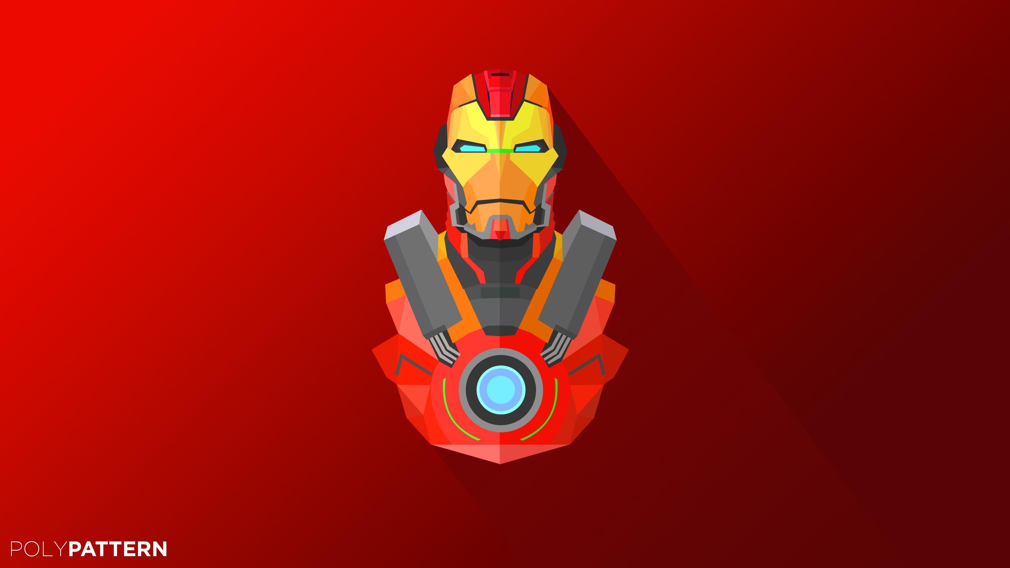 Iron Man Heartbreaker Artwork 4k