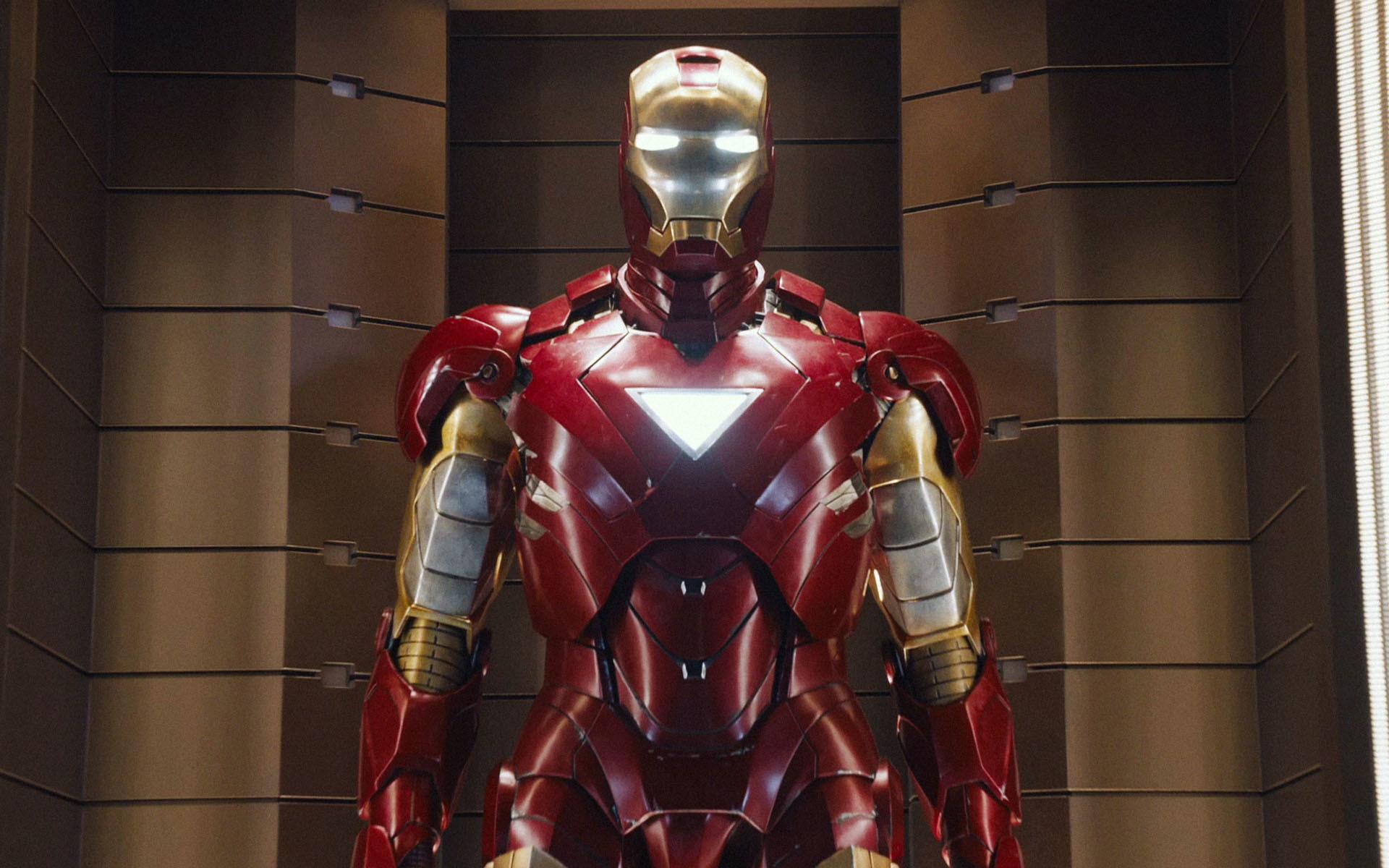 Ultra HD Iron Man HD 4K (px)