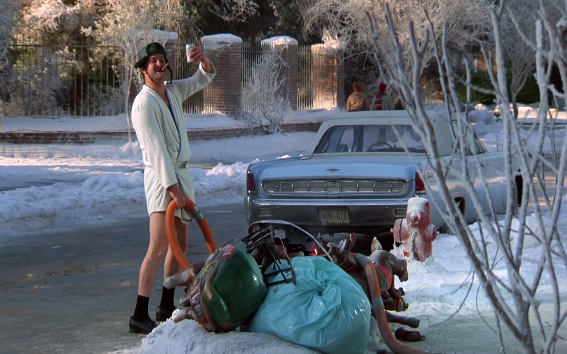 Movie – National Lampoon's Christmas Vacation Wallpaper
