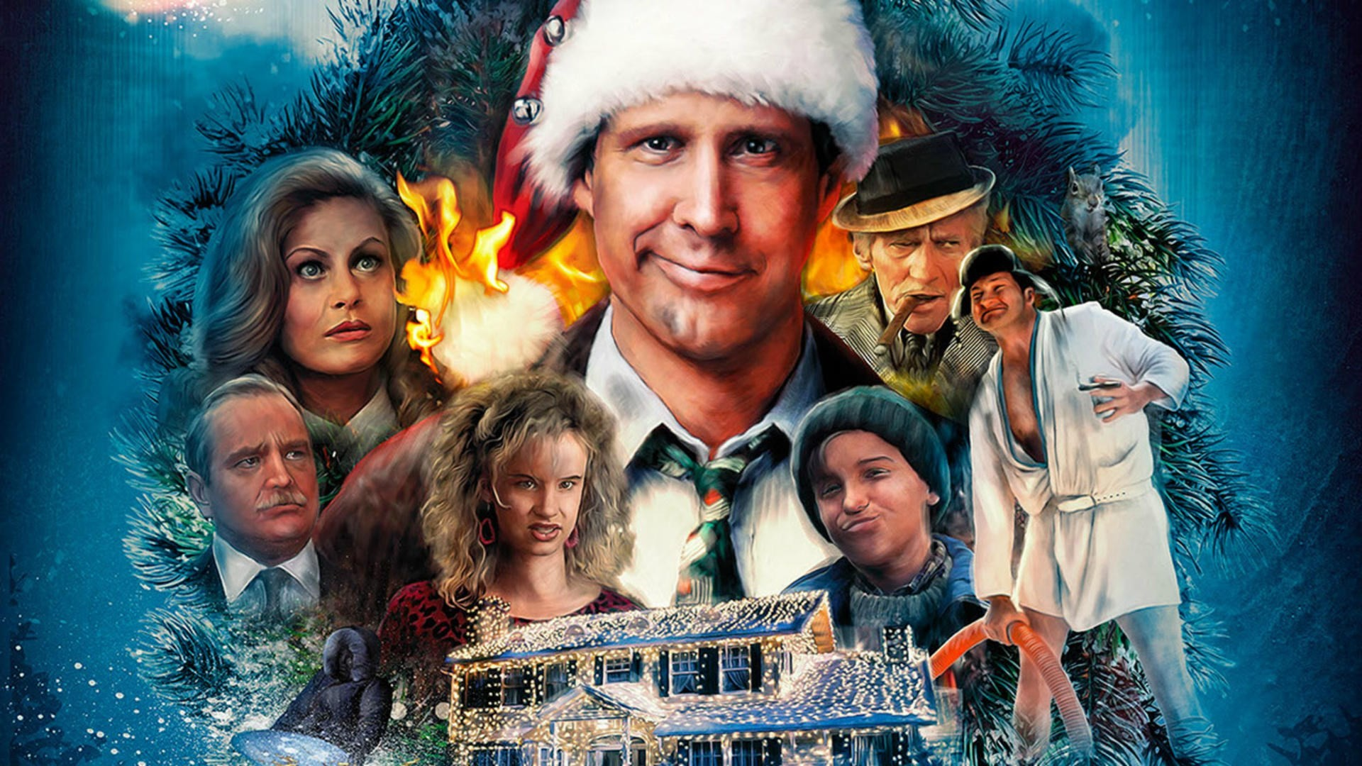 free high resolution wallpaper national lampoons christmas vacation, Dee  Walter 2017-03-20