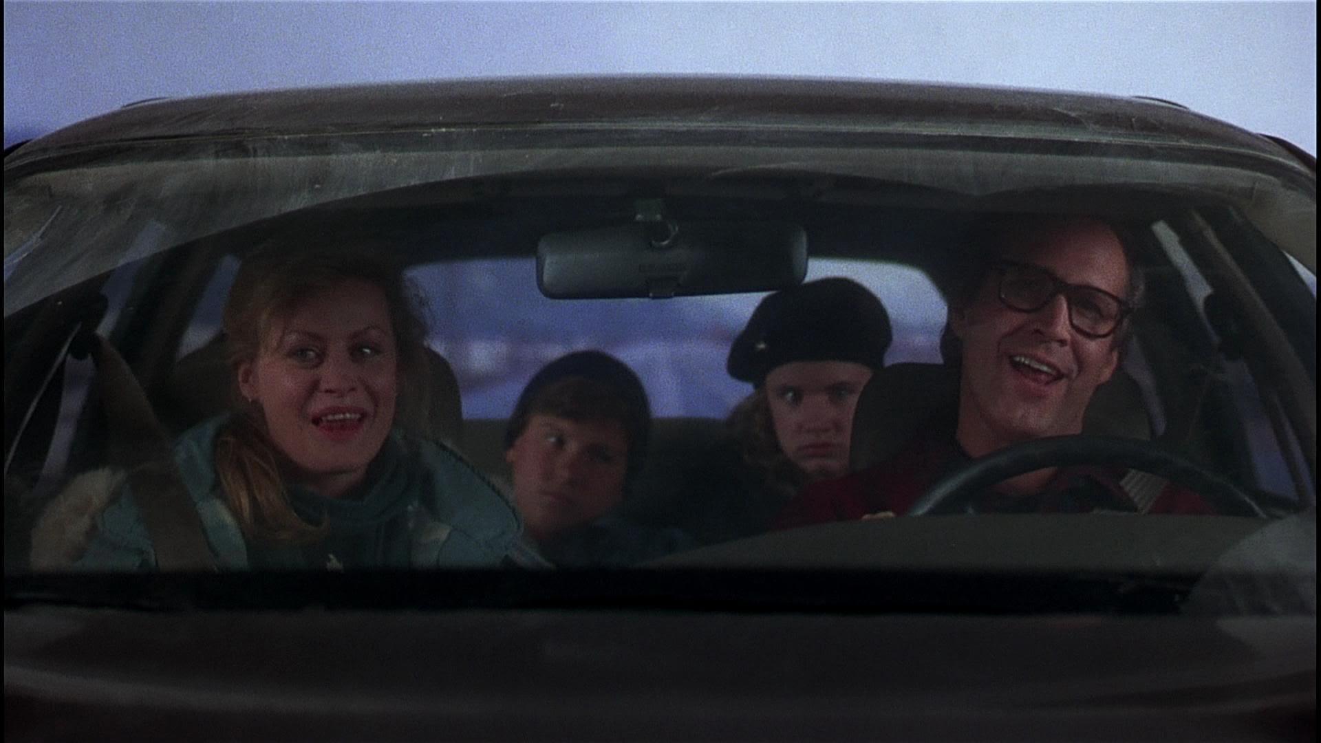 """National Lampoon's Christmas Vacation"" (Jeremiah S. Chechnik, 1989)"