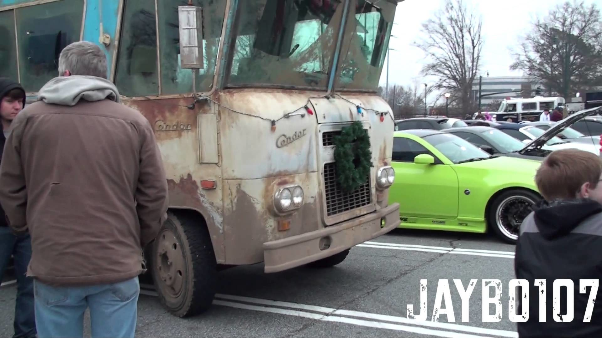 Cousin Eddie's RV from National Lampoon Christmas Vacation Caffeine &  Octane – YouTube