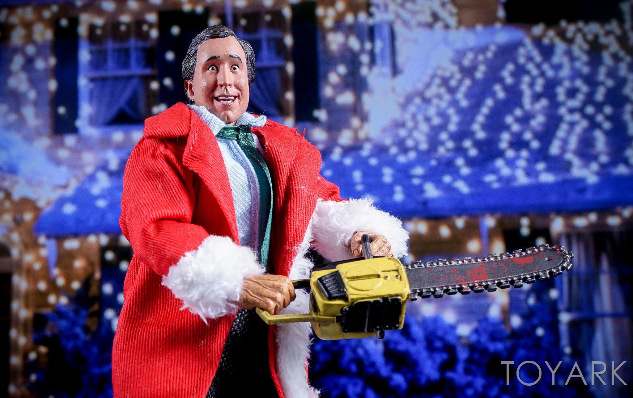 Christmas Vacation Santa Clark NECA 034