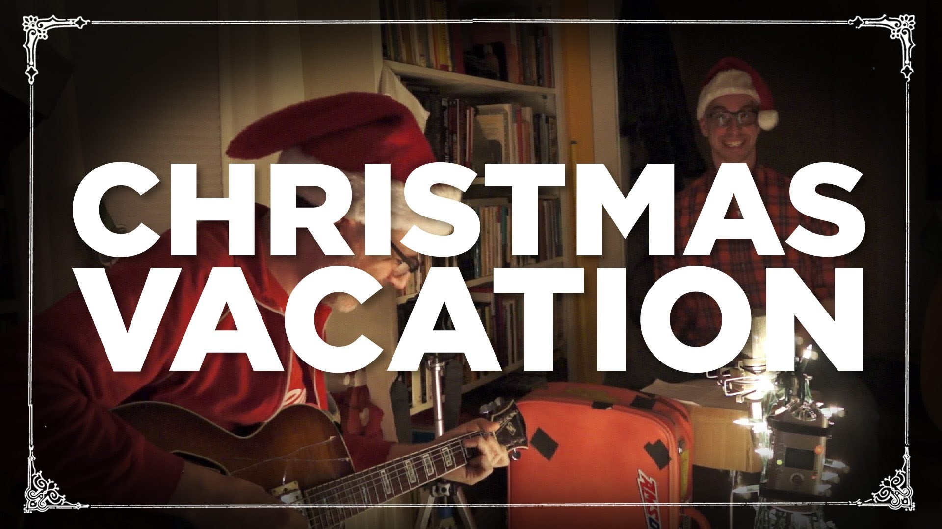 """Theme From """"National Lampoon's Christmas Vacation"""" (cover by The  Demographic)"""