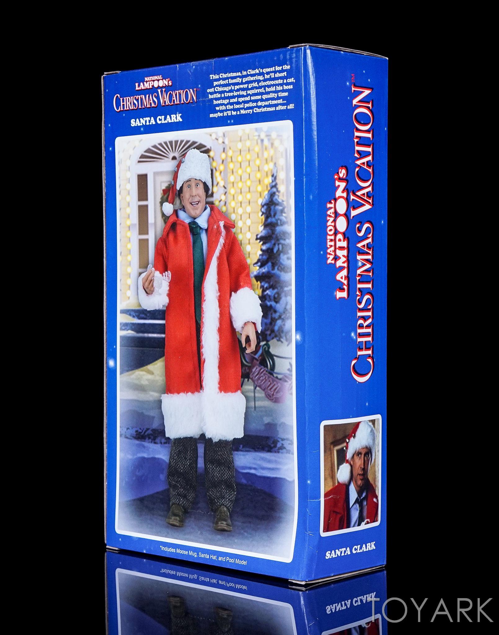 Christmas Vacation Santa Clark NECA 005