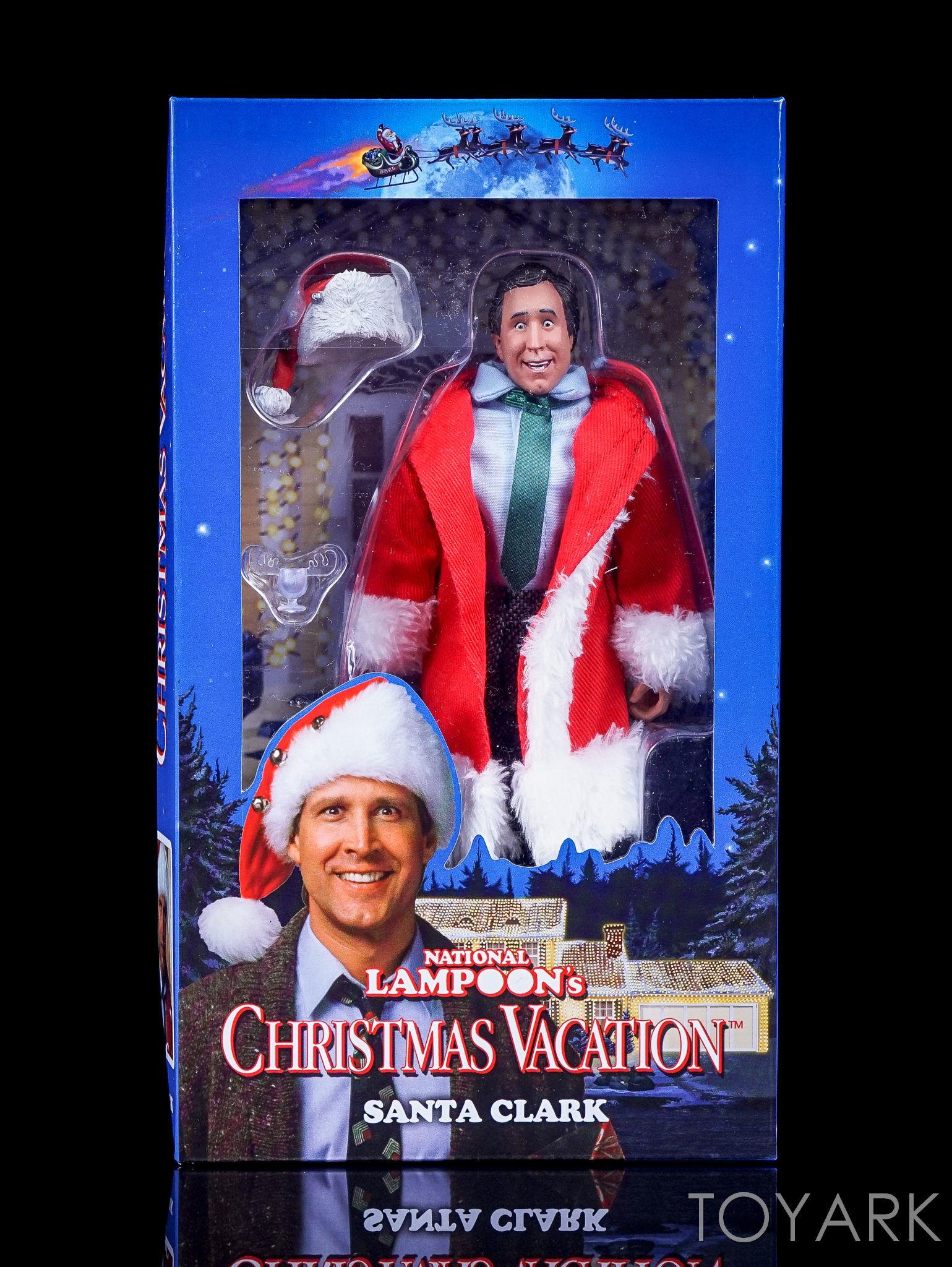 Christmas Vacation Santa Clark NECA 001