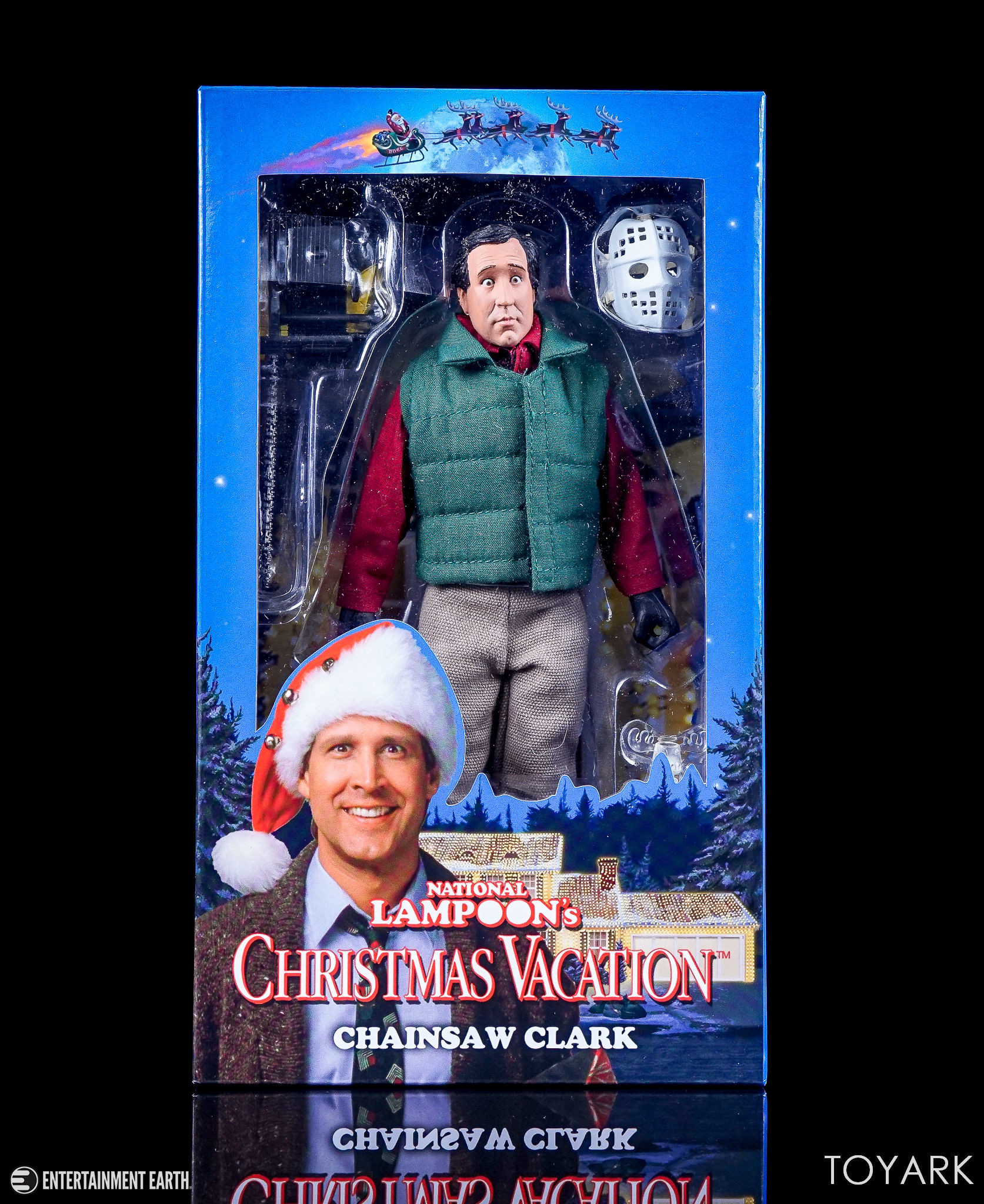 Christmas Vacation Chainsaw Clark 001