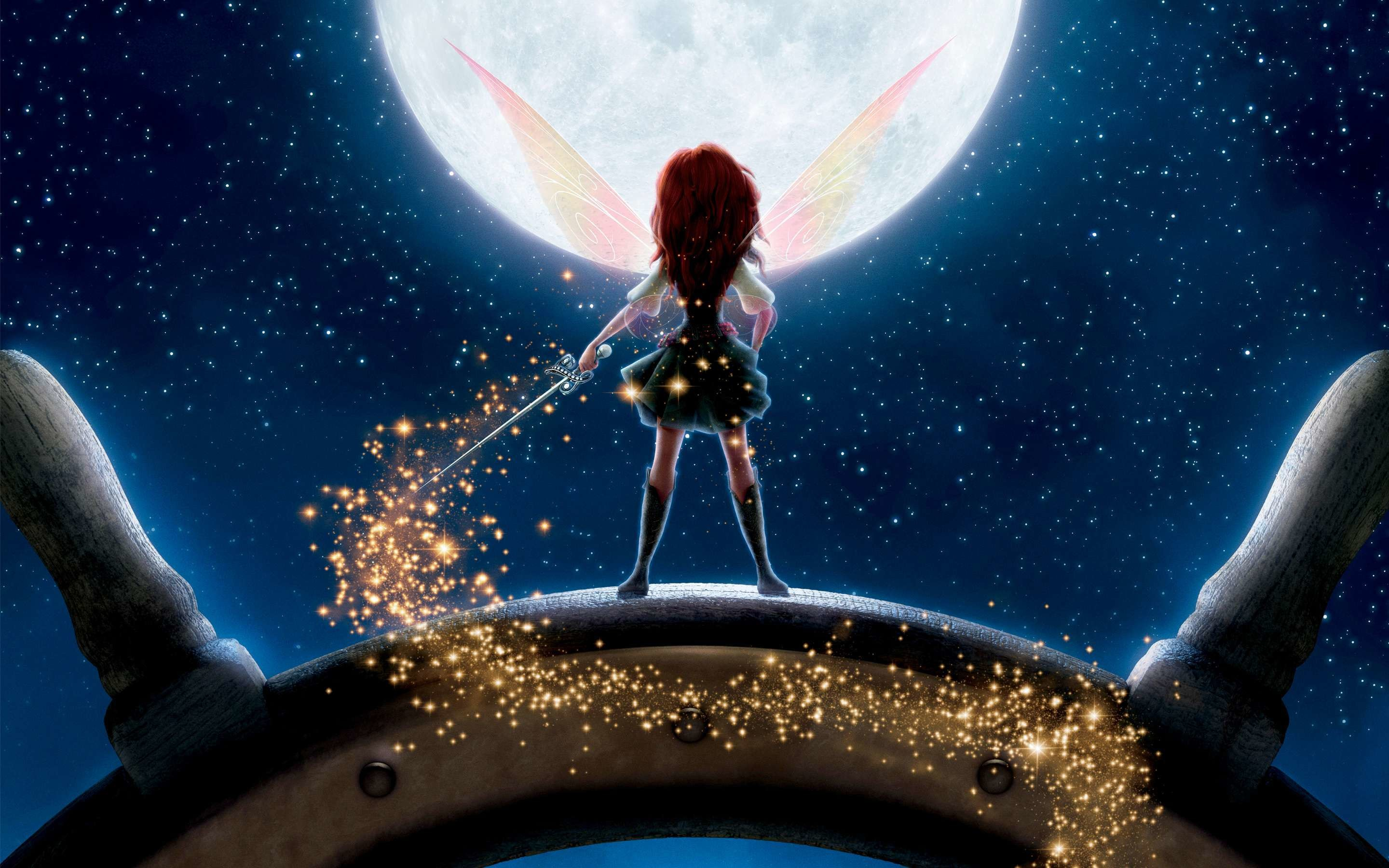 Disney The Pirate Fairy 2014 : Hd Wallpapers