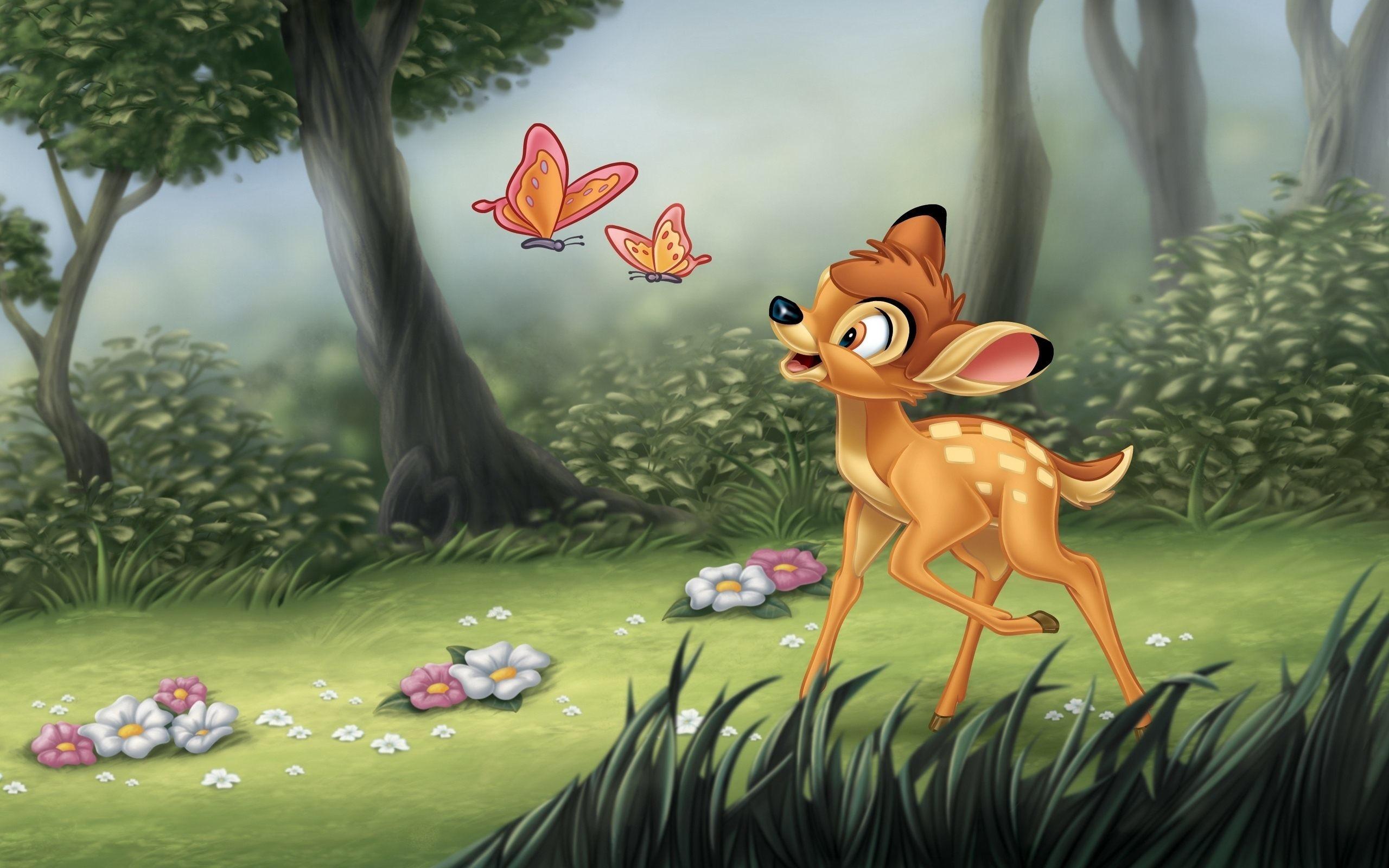 Disney Bambi Movie Wallpaper