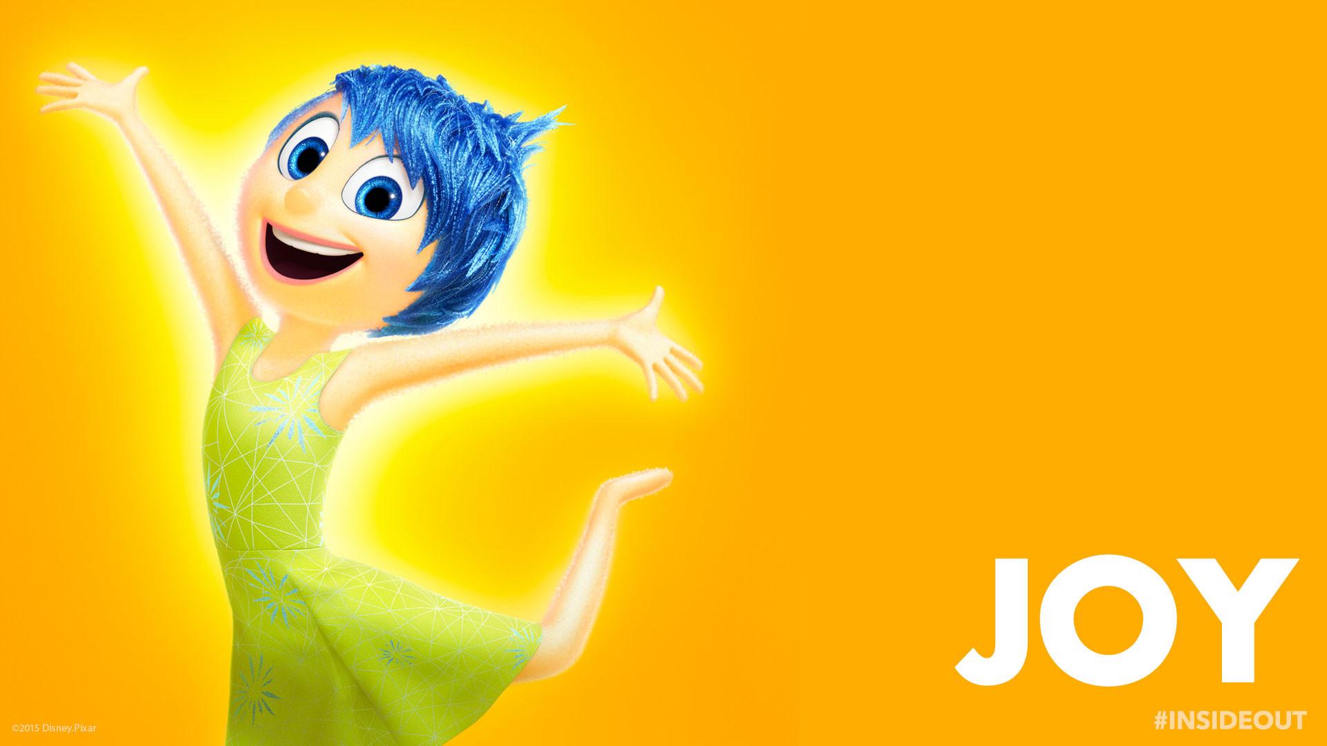 … Inside Out Joy Disney Movie Wallpaper …