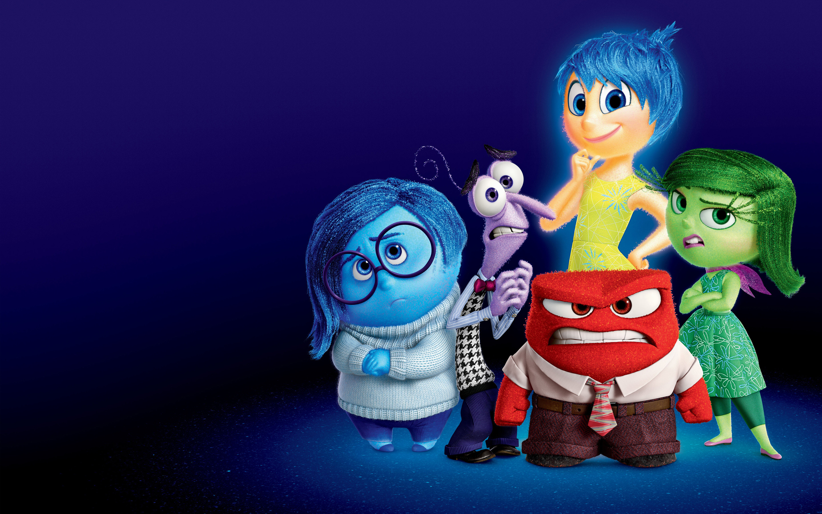 Feelings During Finals Week According To Inside Out
